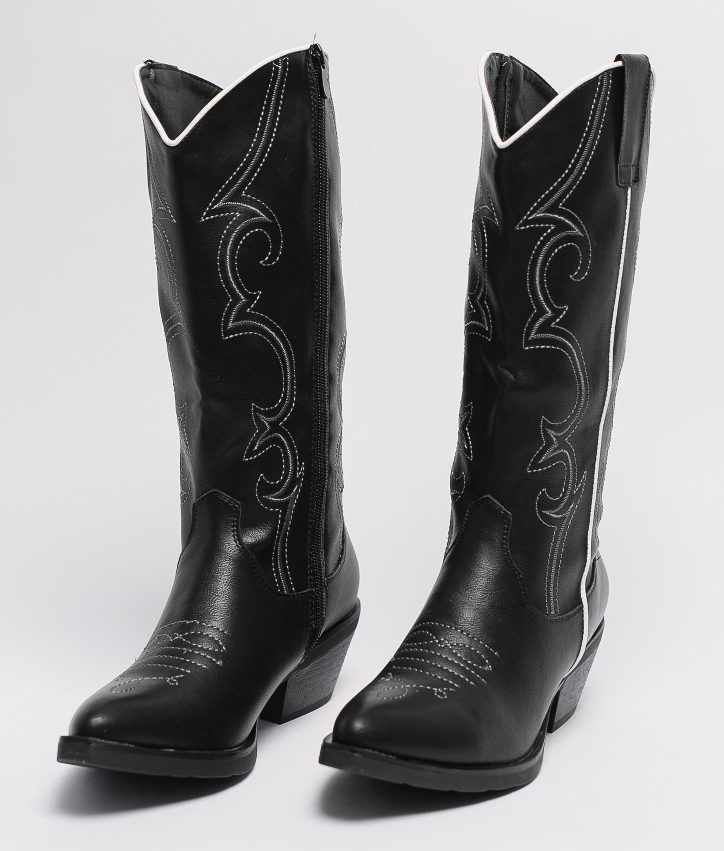 Knee-length Boot Lernio - Black