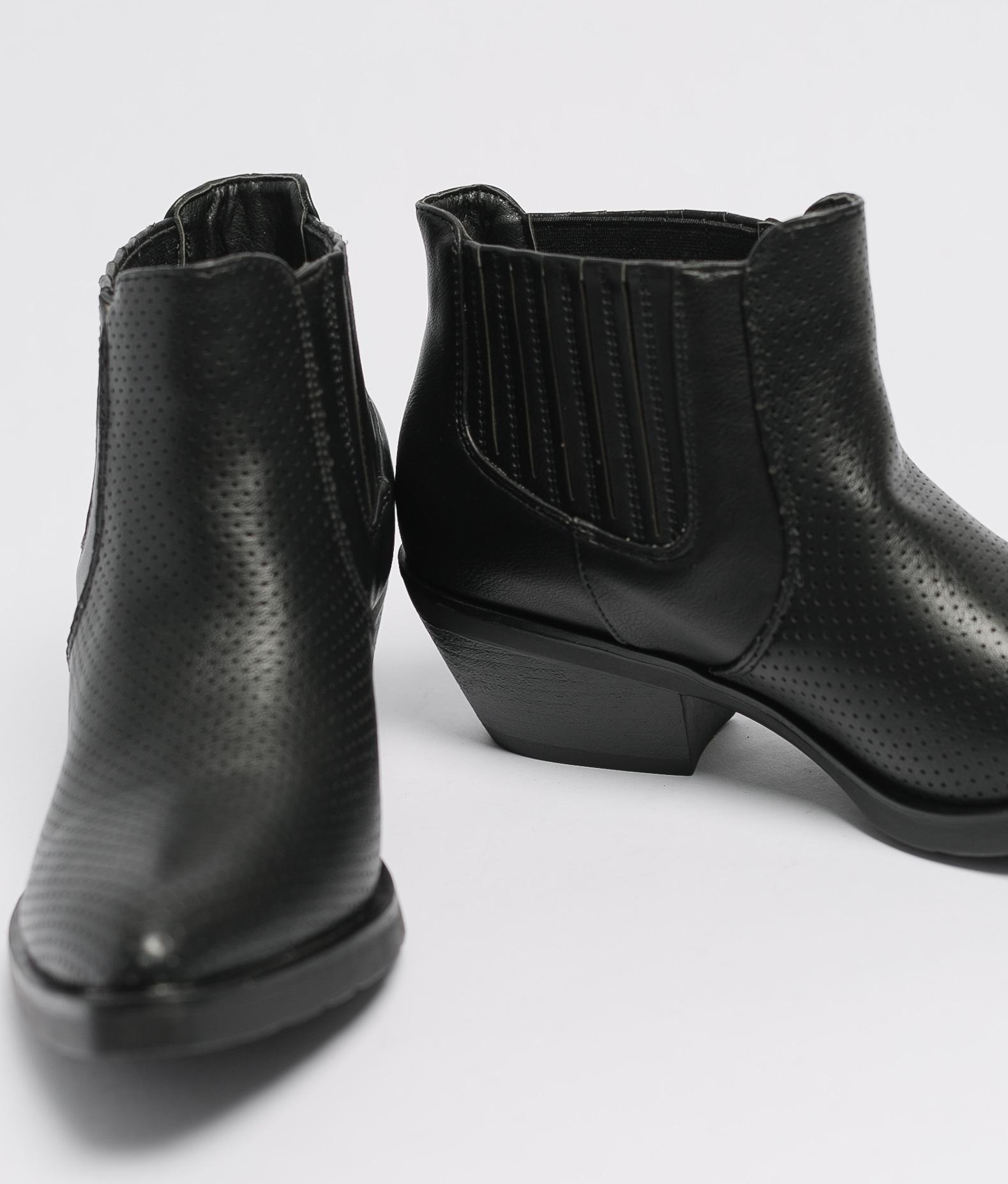 Bota Petite Gilda - Noir