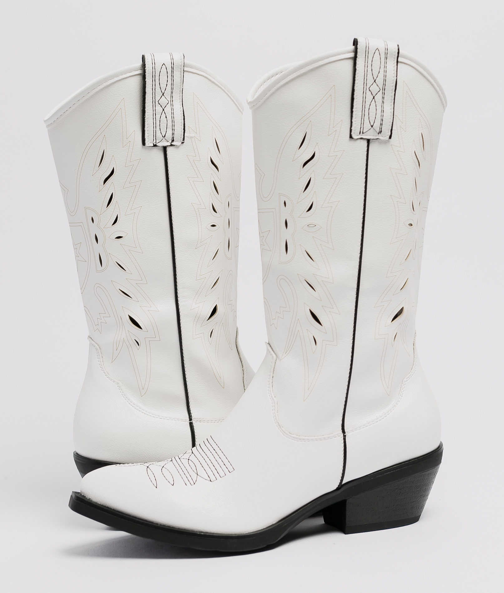 Knee-length Boot Nuna - White