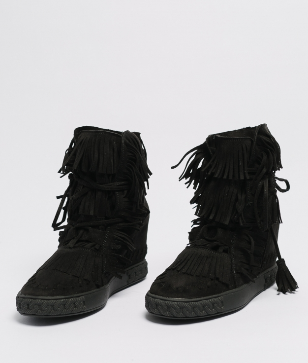 Livea Low Boot - Black