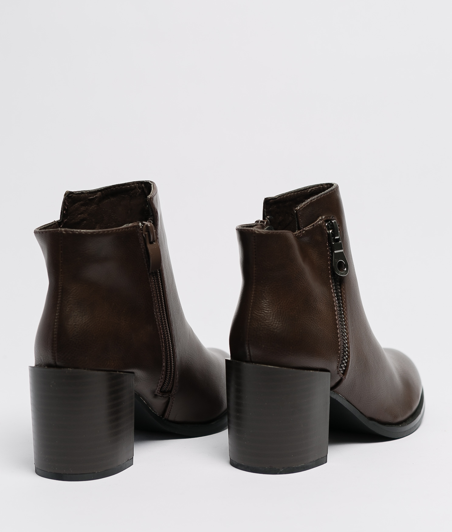 Low Boot Trica - Brown