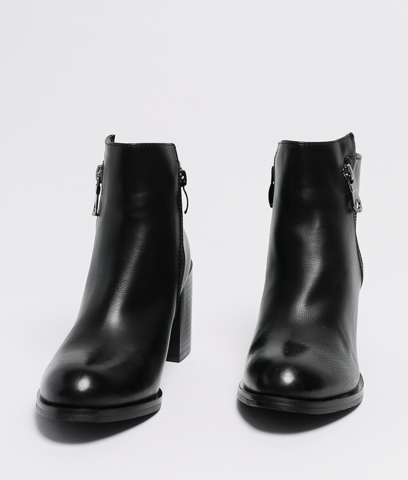 Low Boot Trica - Black