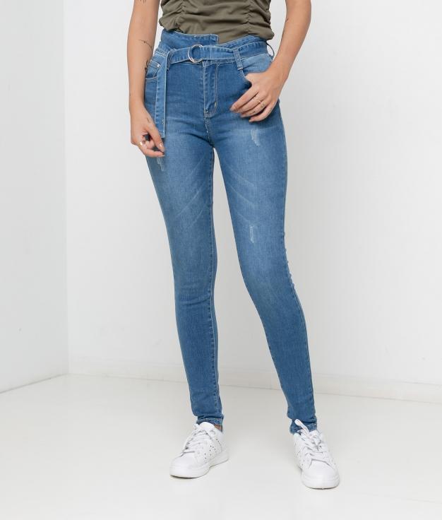 Pantaloni Aniram - Denim