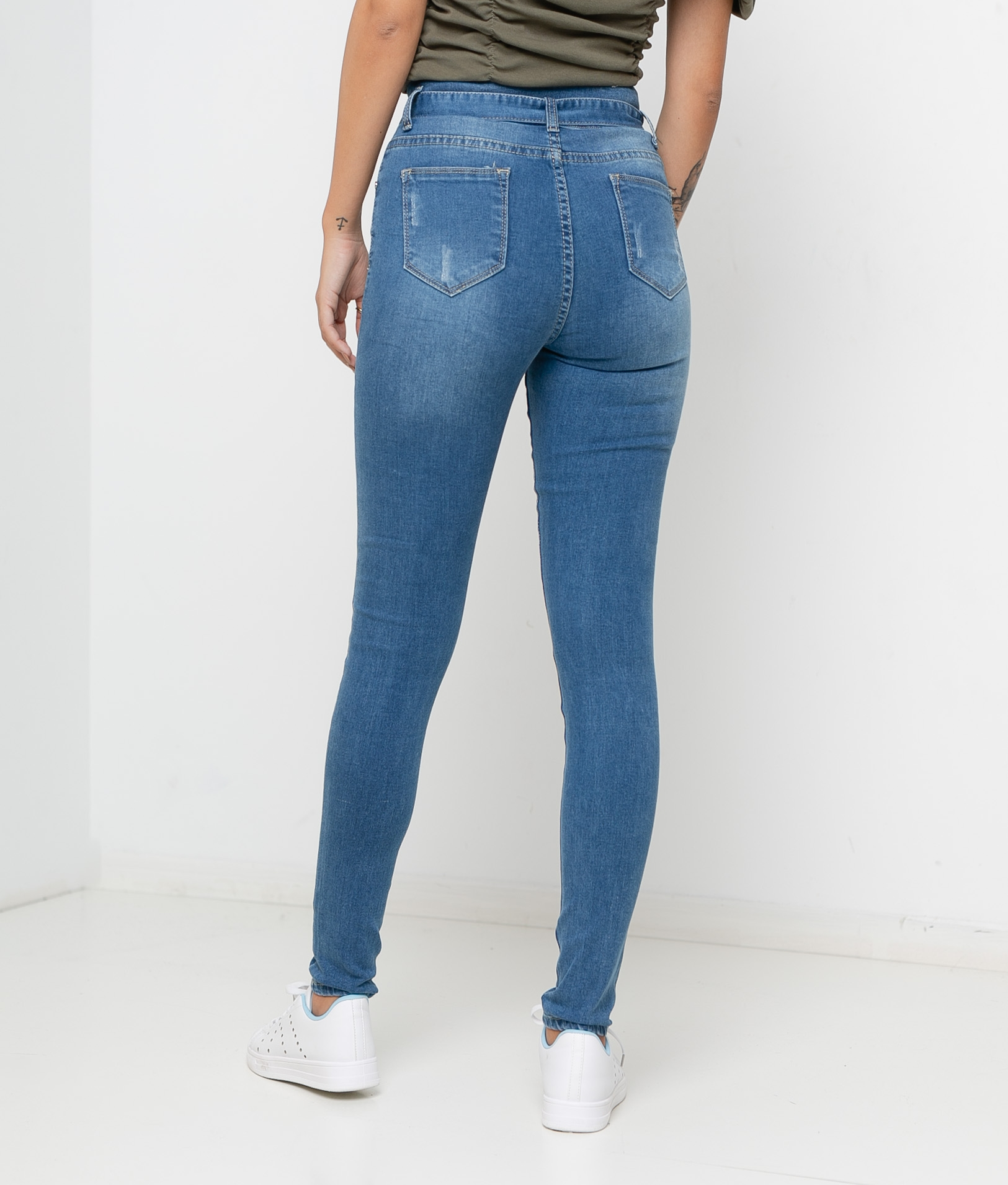 Aniram trousers - Denim
