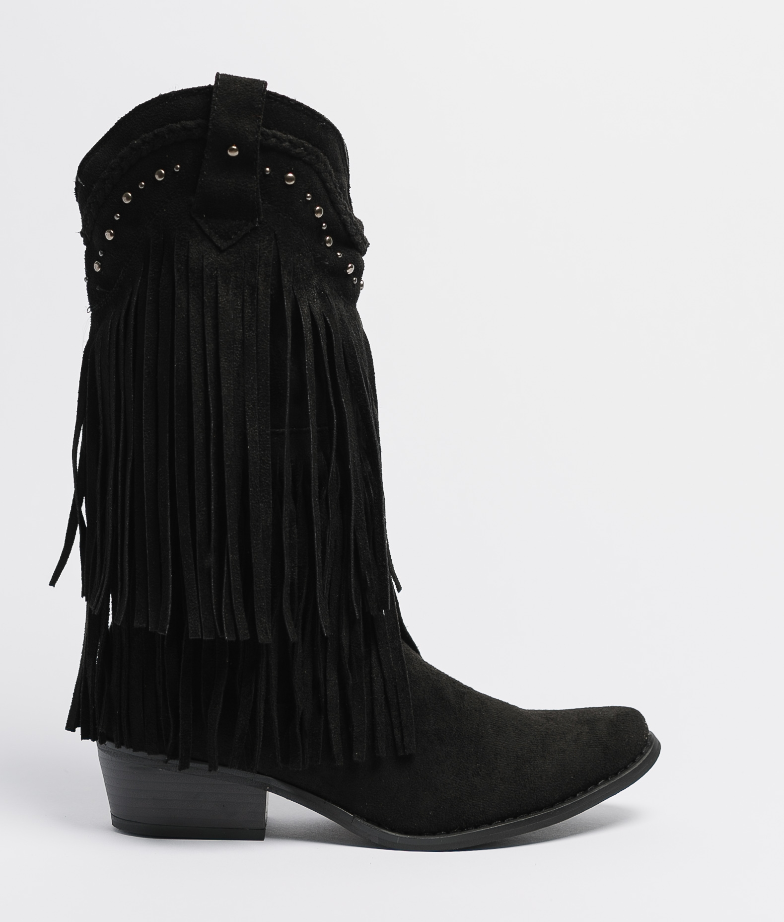 Knee-length Boot Leris - Black