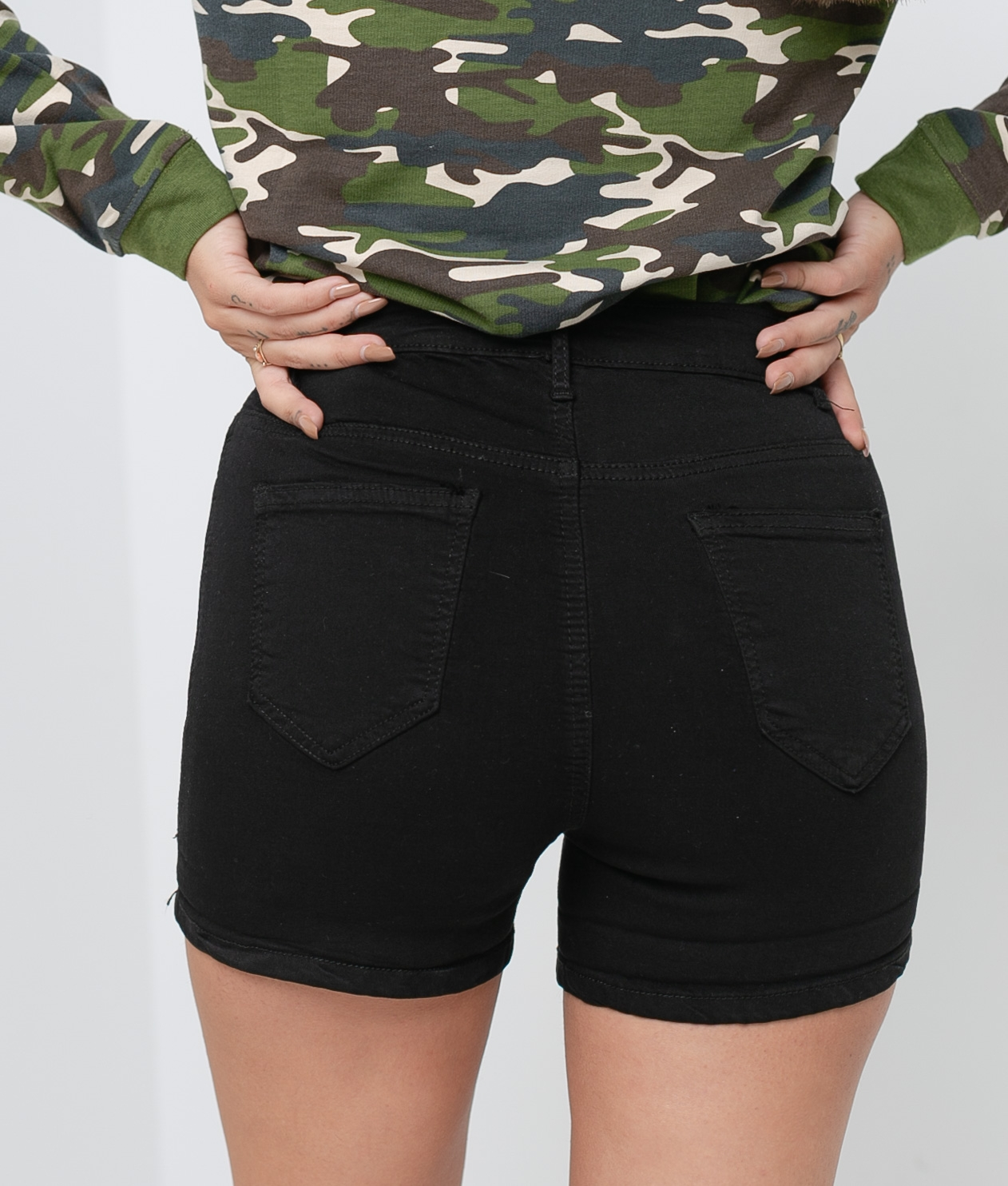 Short Tello - Black