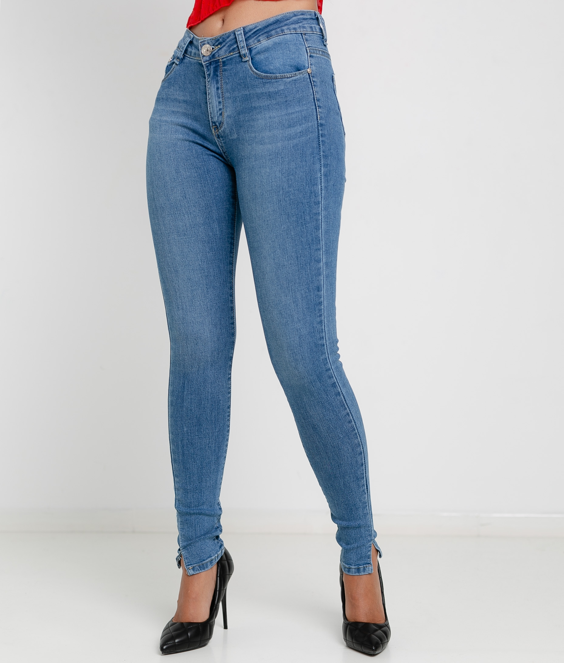 CALÇA FALCONE - DENIM