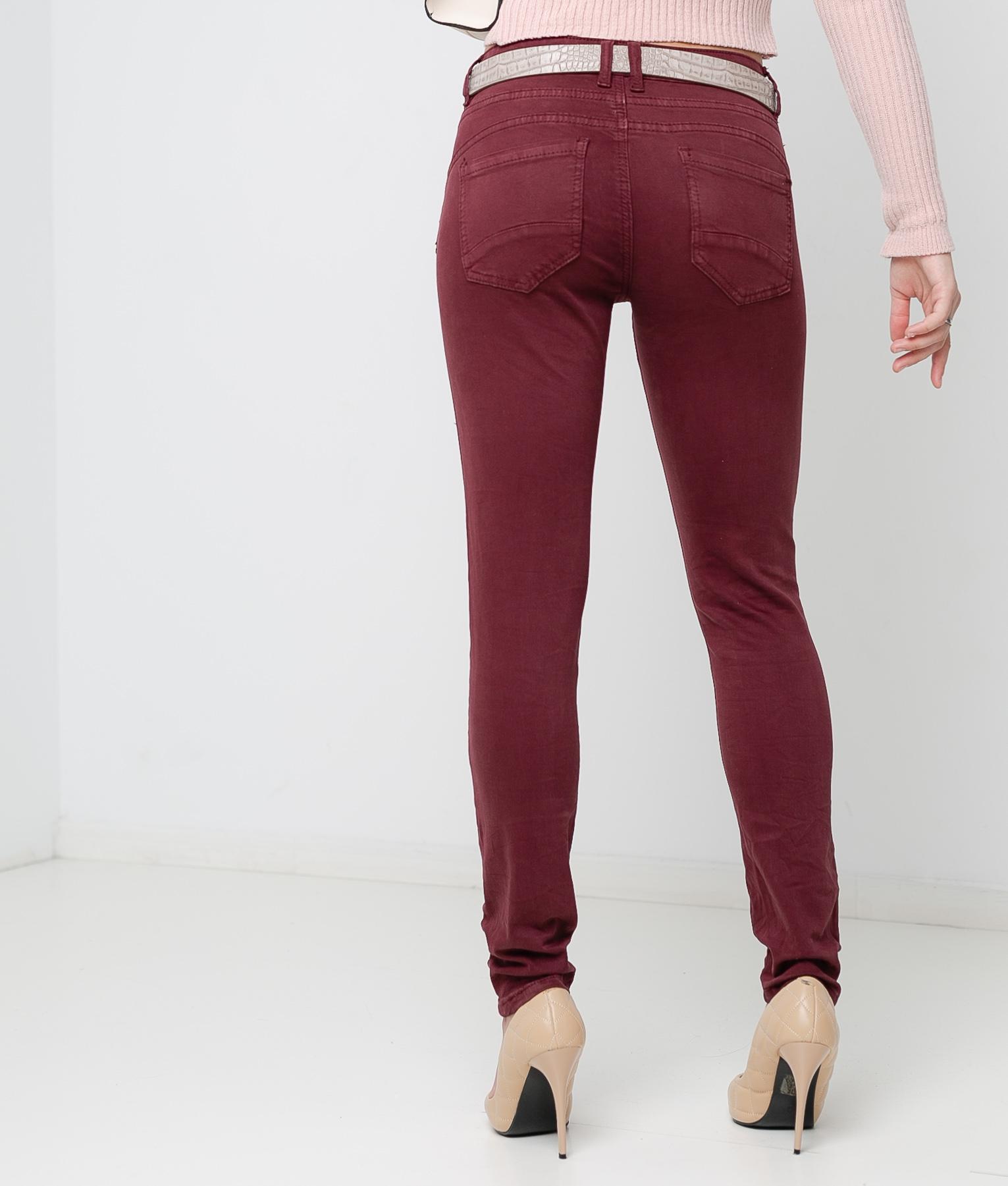 Pantalon Mainer - Grenat