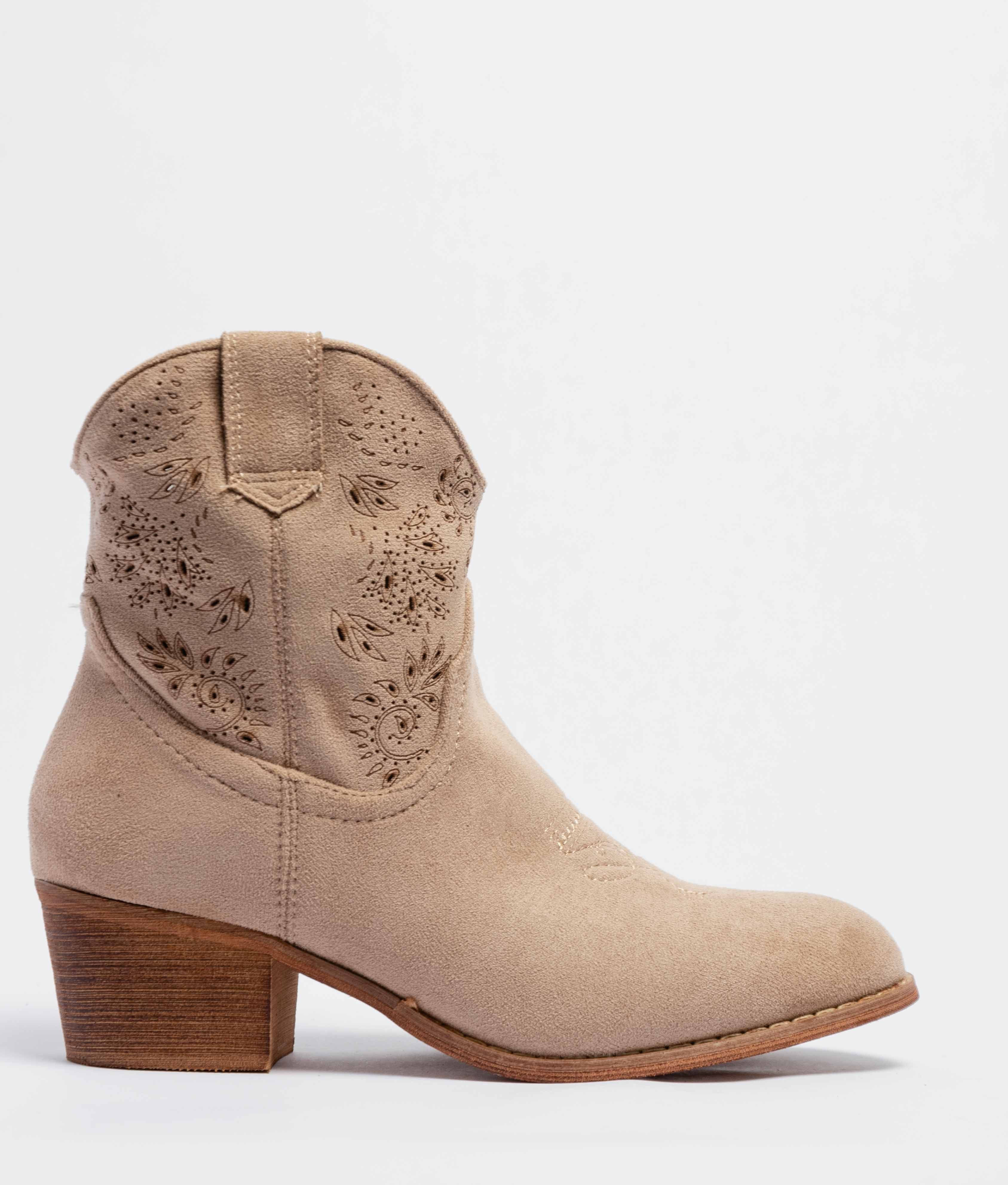 Boot Petite Caste - Kaki