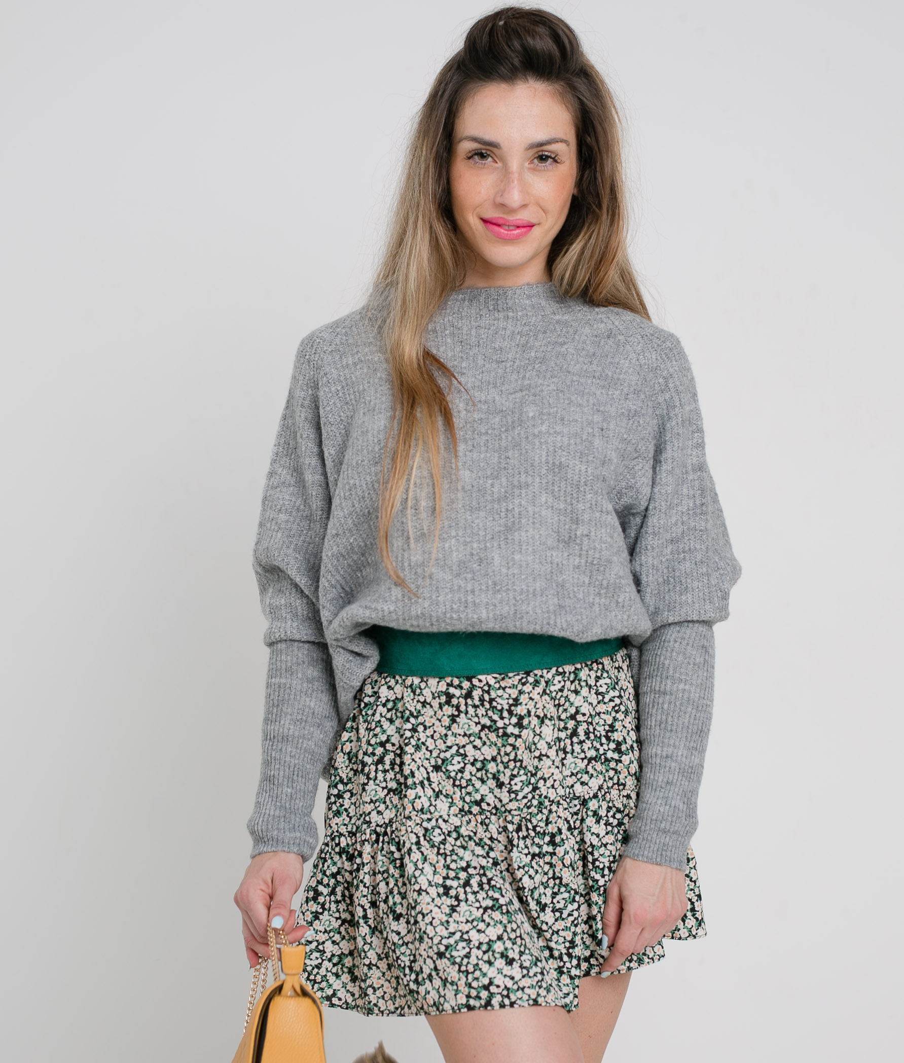 PULL SWAG - GRIS
