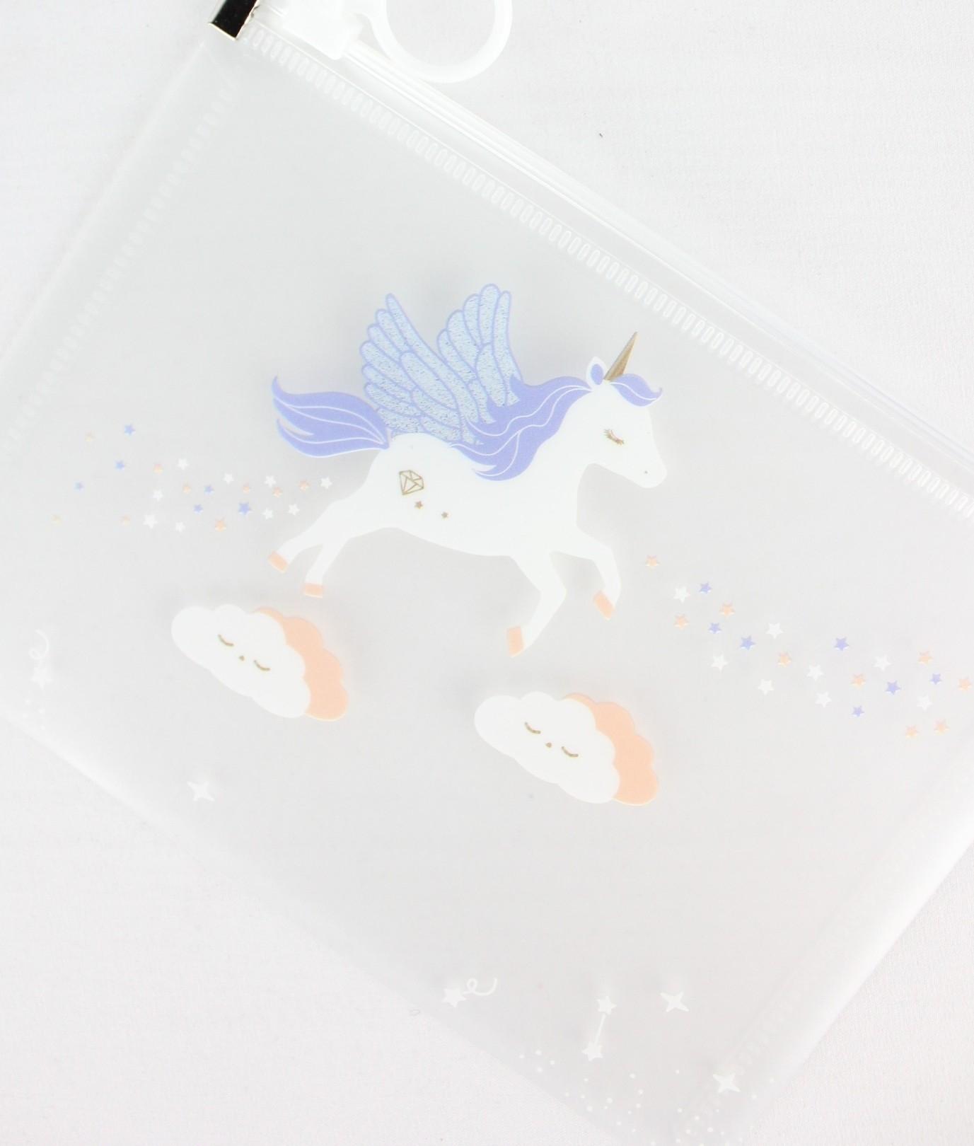 Porte Masque Unicornio - Multicolore AE