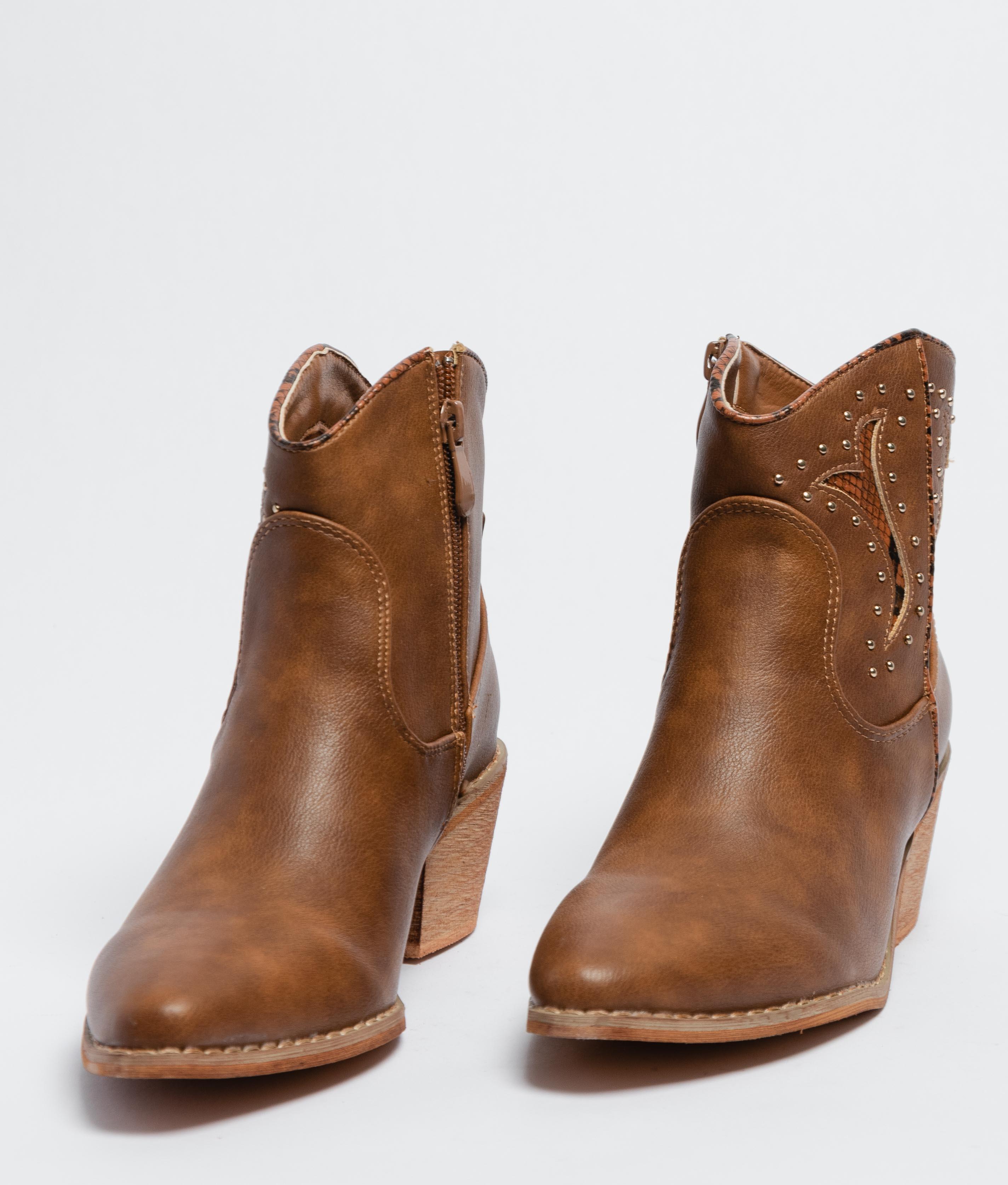 Boot Petite Deara - Chameau