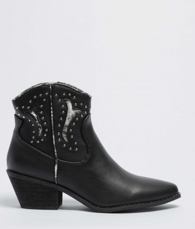 Low Boot Deara - Black