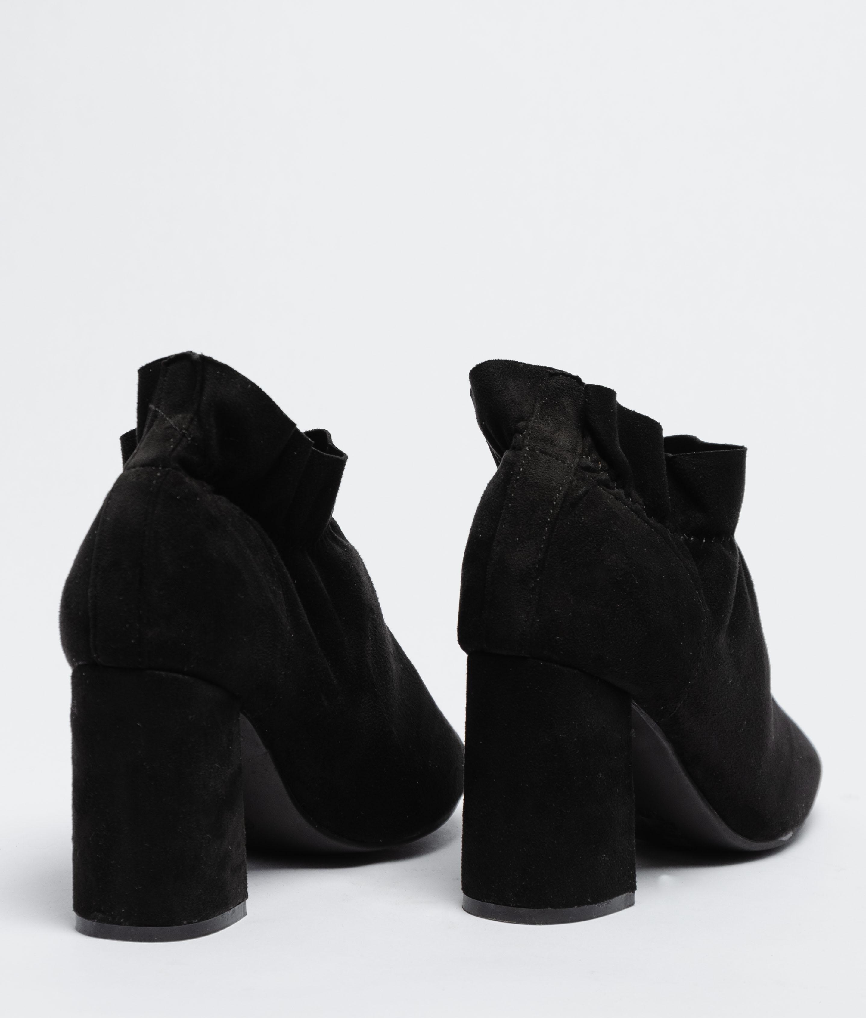 Zapato Paulet - Negro