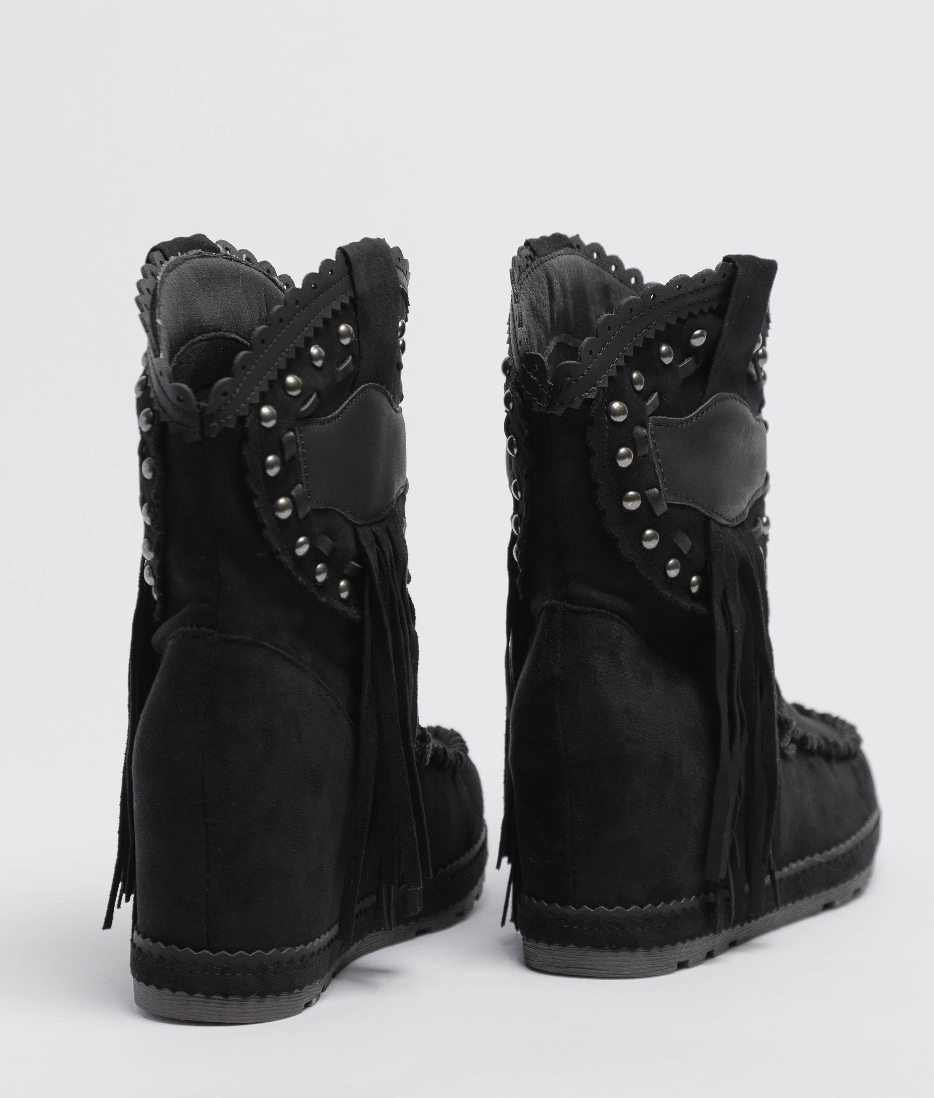 Boot Petite Indianini Corci - Noir