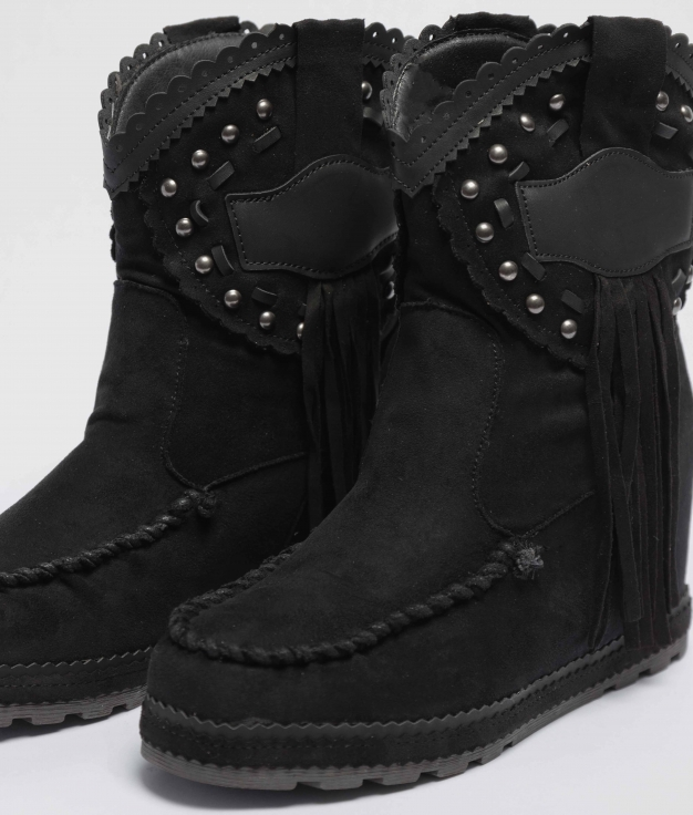 Corci Indianini Low Boot - Black