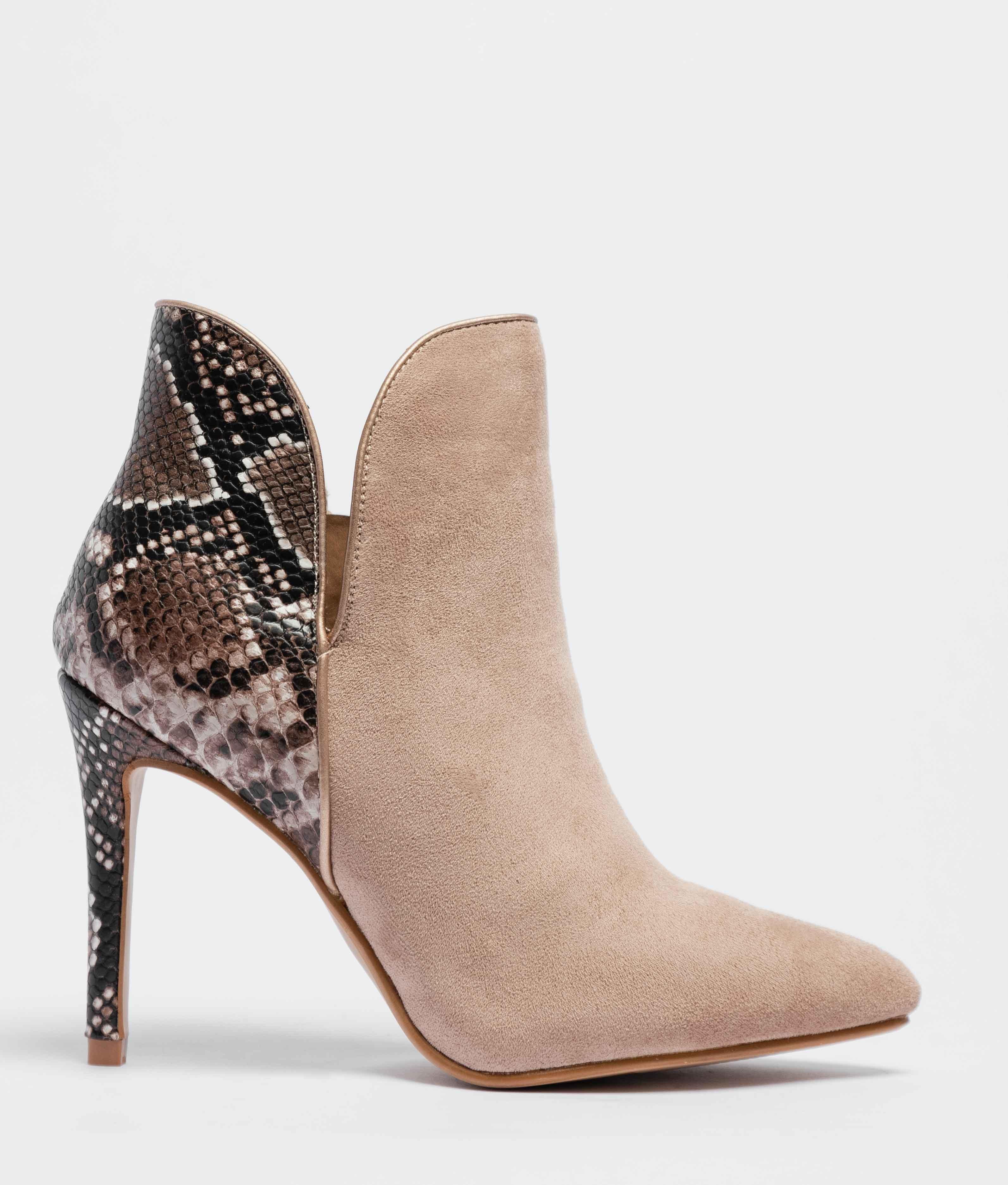Clama Low Boot - Khaki