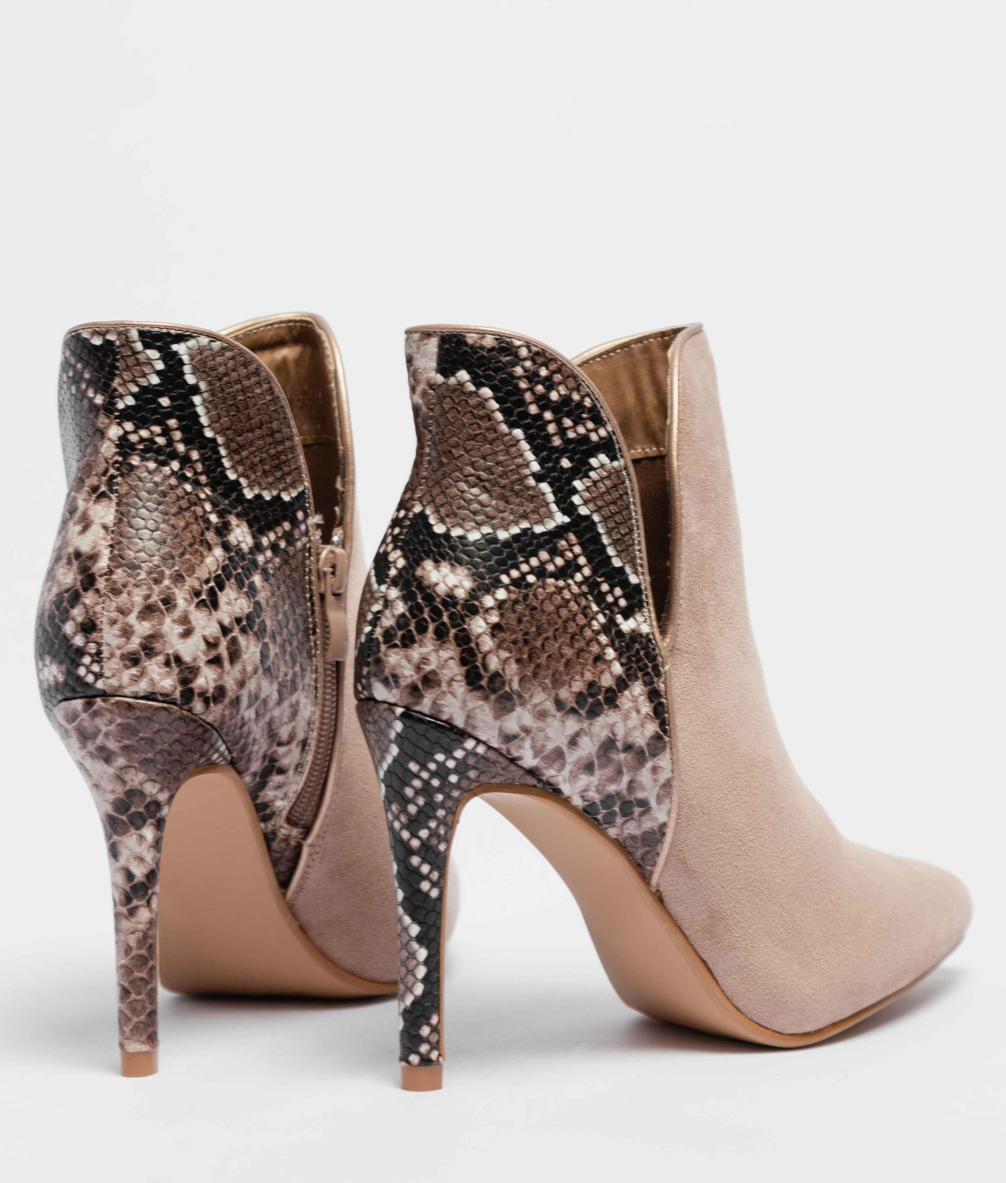 Boot Petite Clama - Kaki