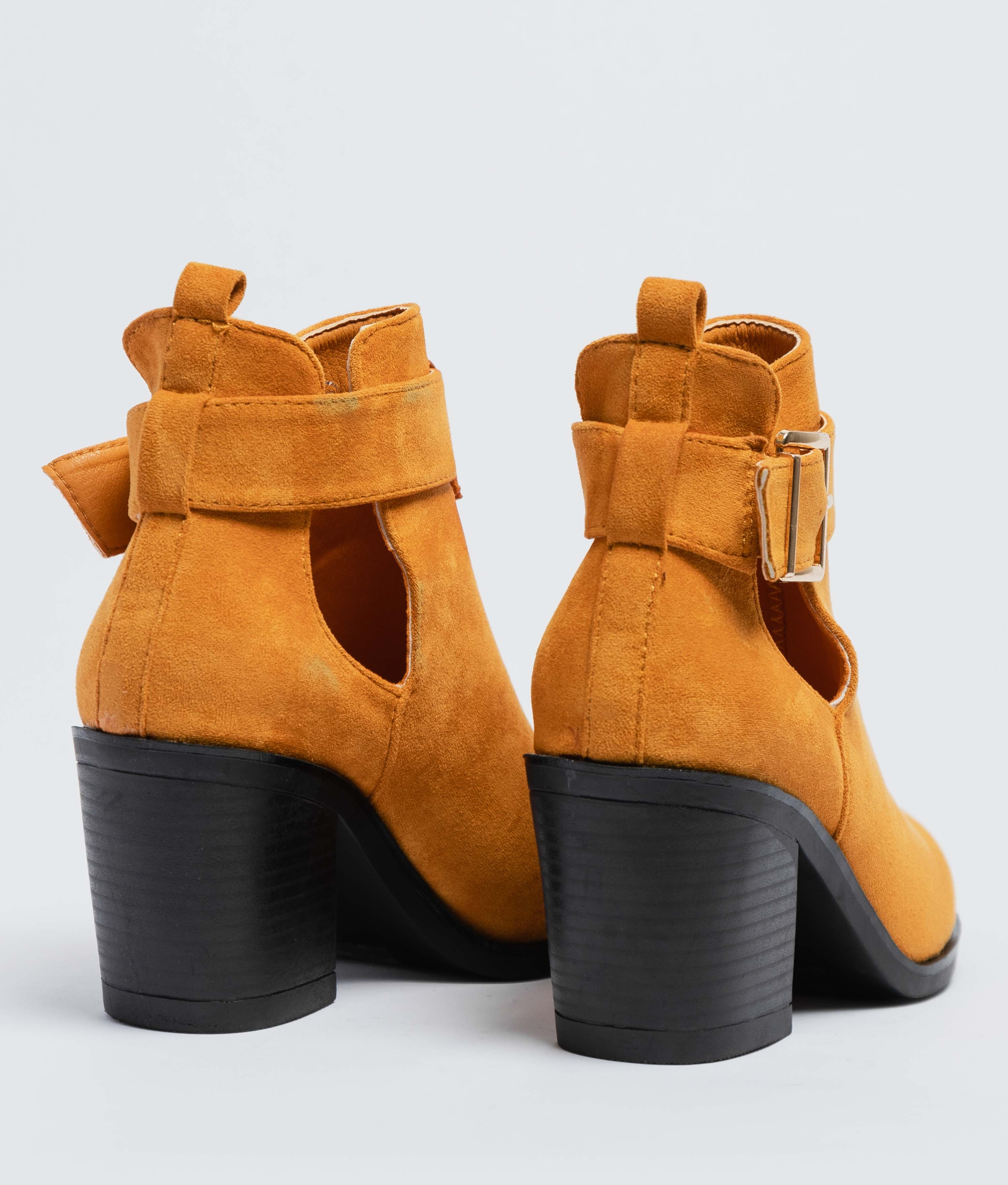 Silia Low Boot - Yellow