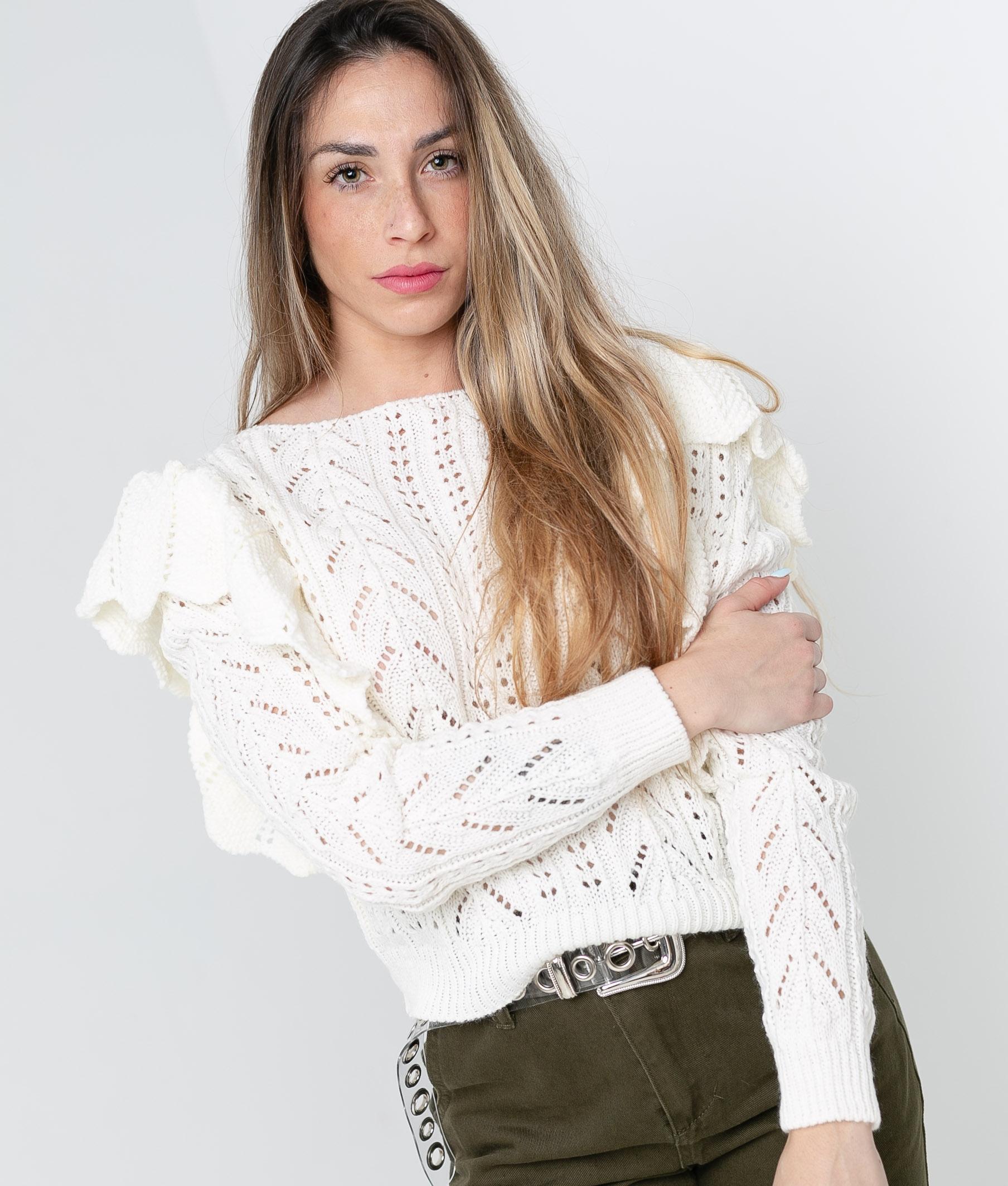 Jersey Jurena - Blanco