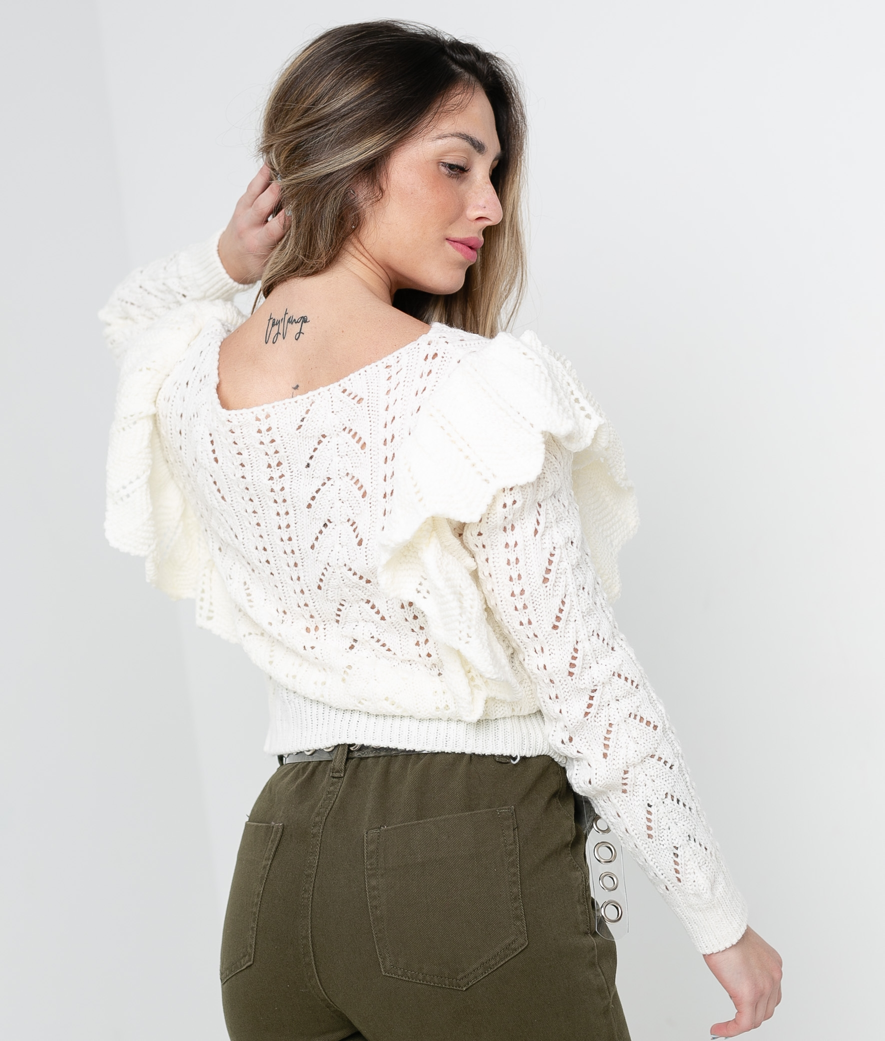 Maillot Jurena - Blanc
