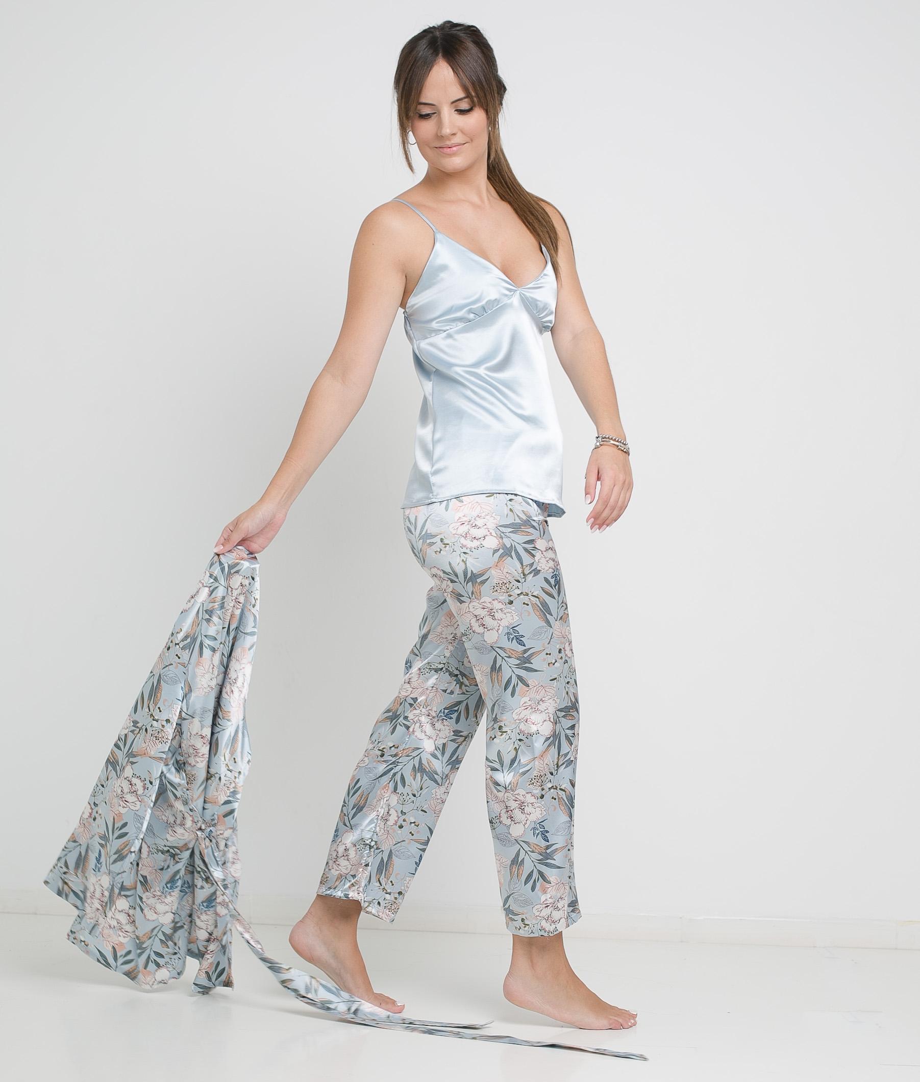 Pijama Vorel - Azul