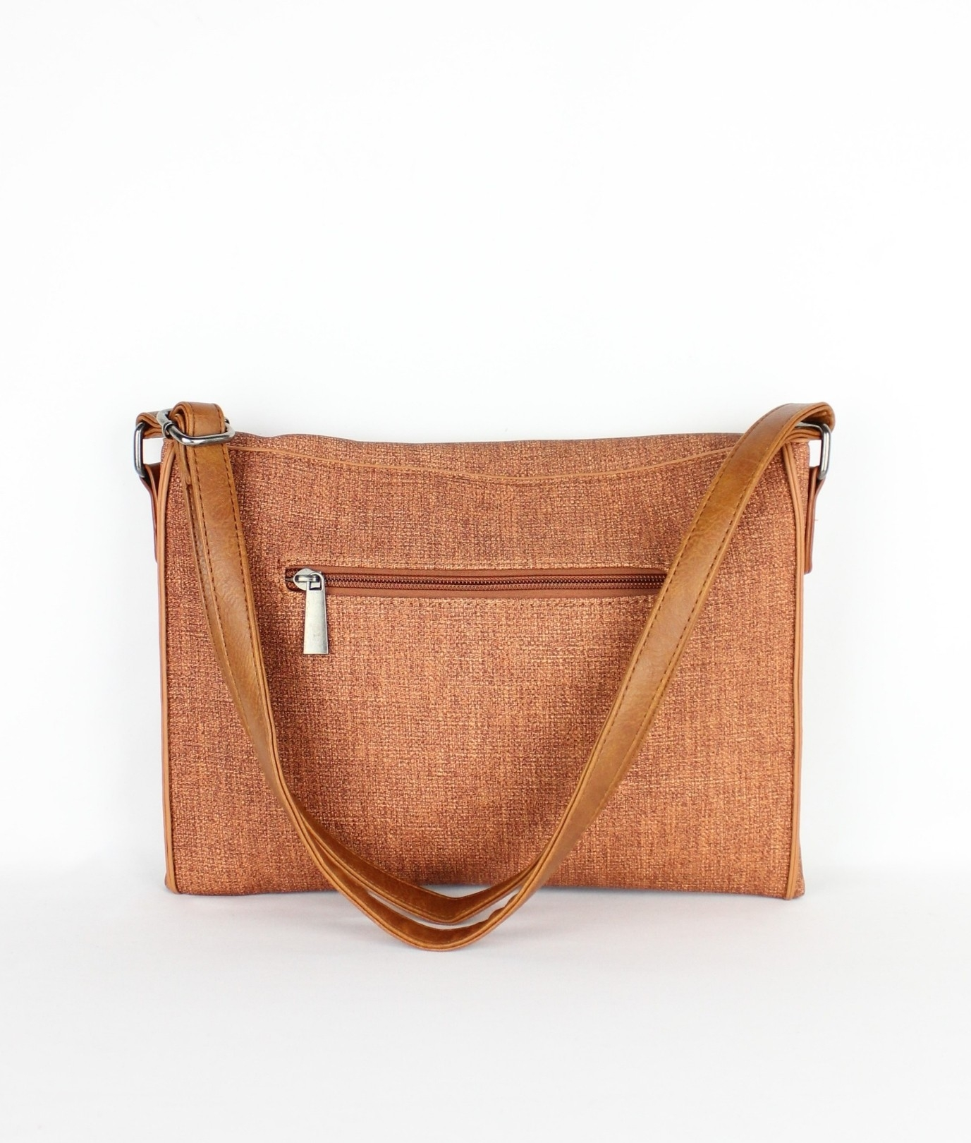 Wallet Daisy - Brown