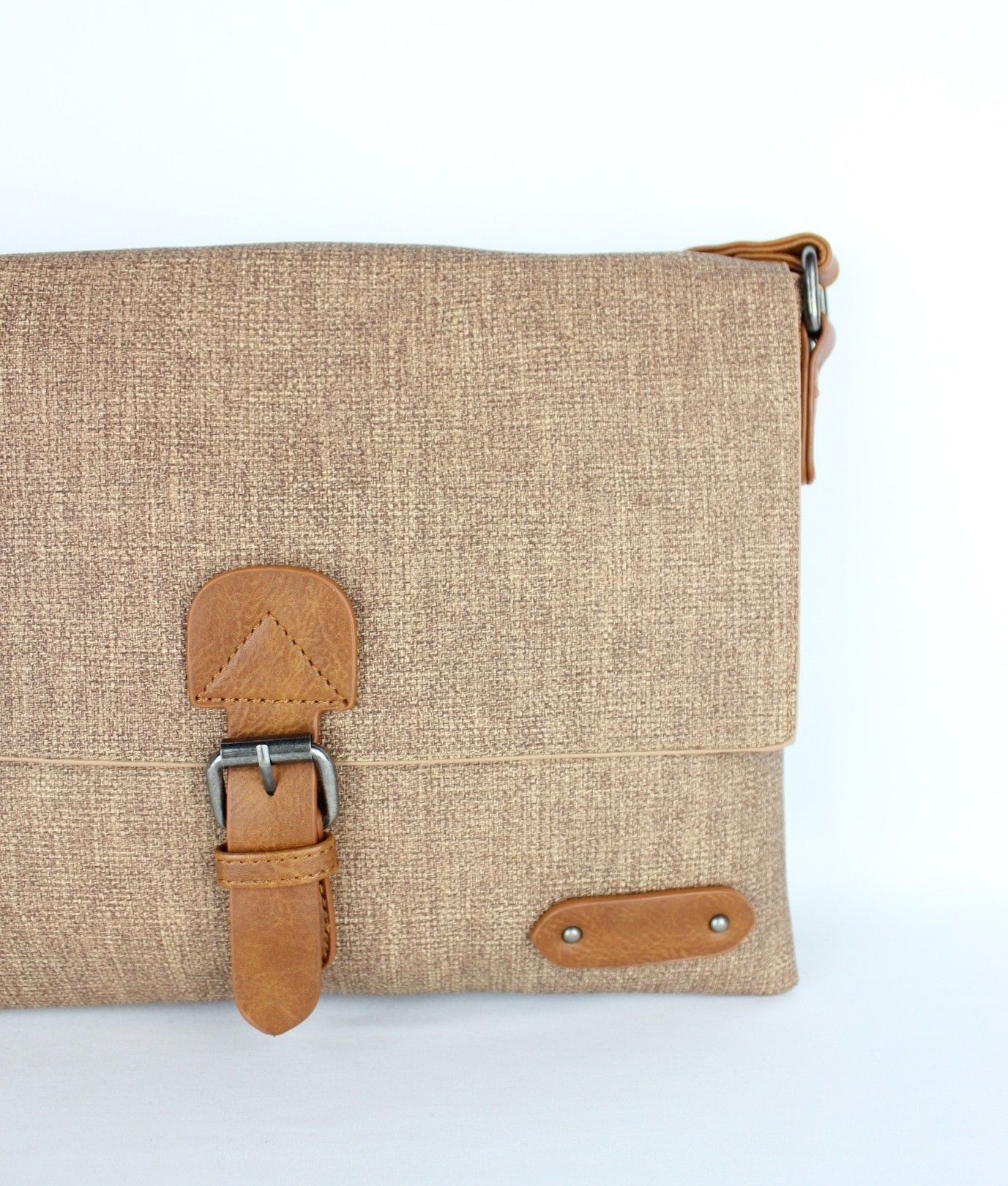 Wallet Daisy - Taupe