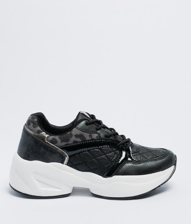 Sneakers Piena - Nero