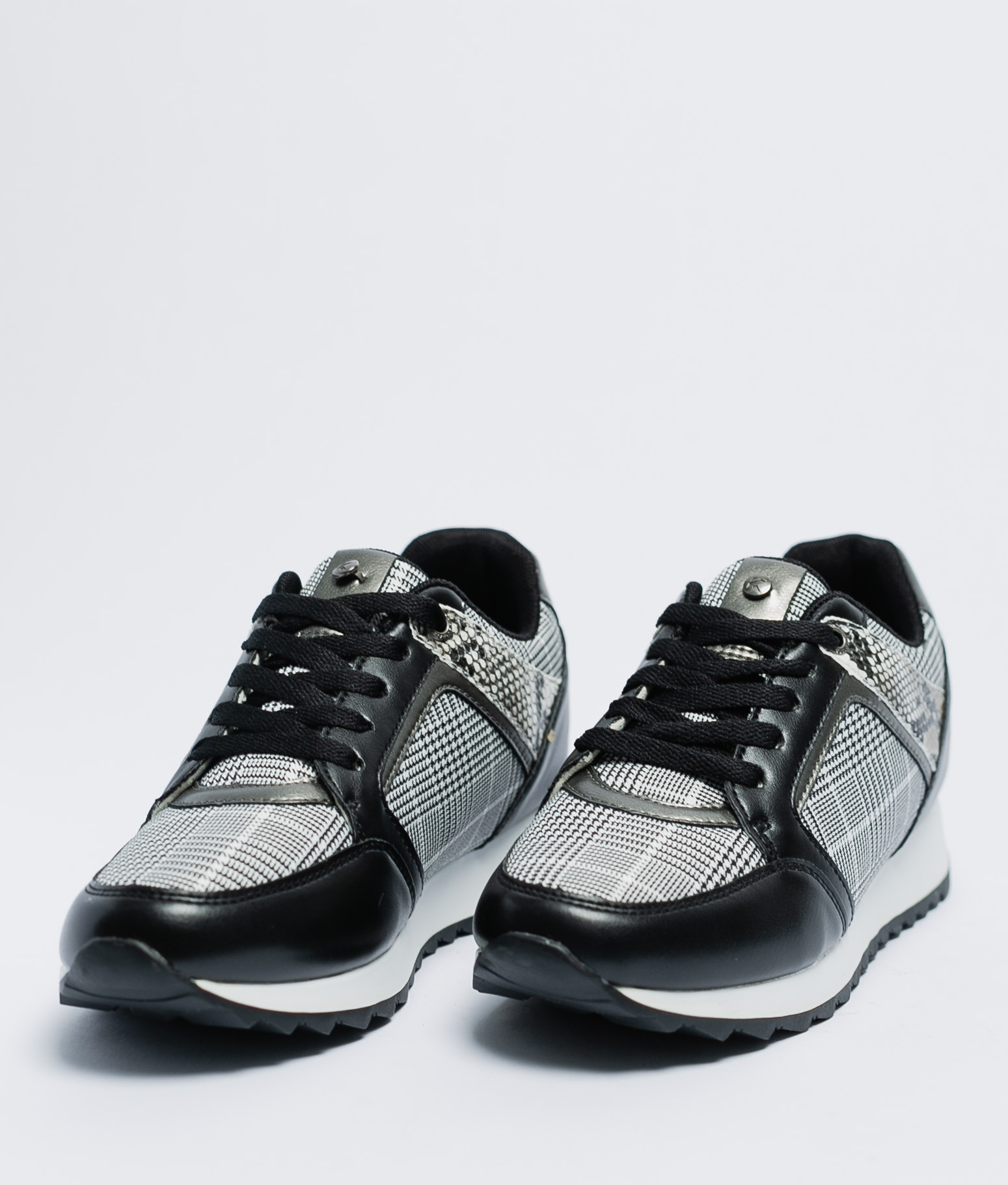 Sneakers Samile - Nero