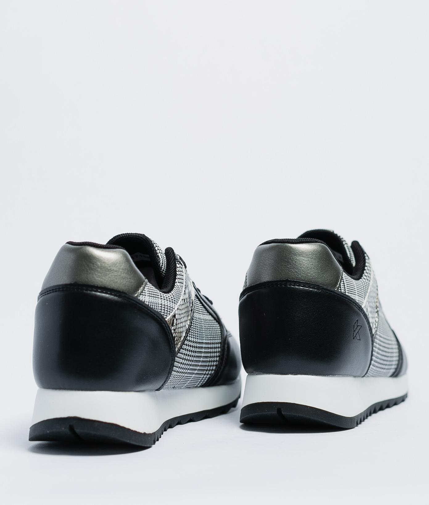 Sneakers Samile - Preto