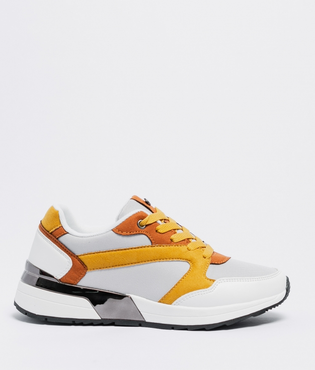 Sneakers Zalia - Mostarda