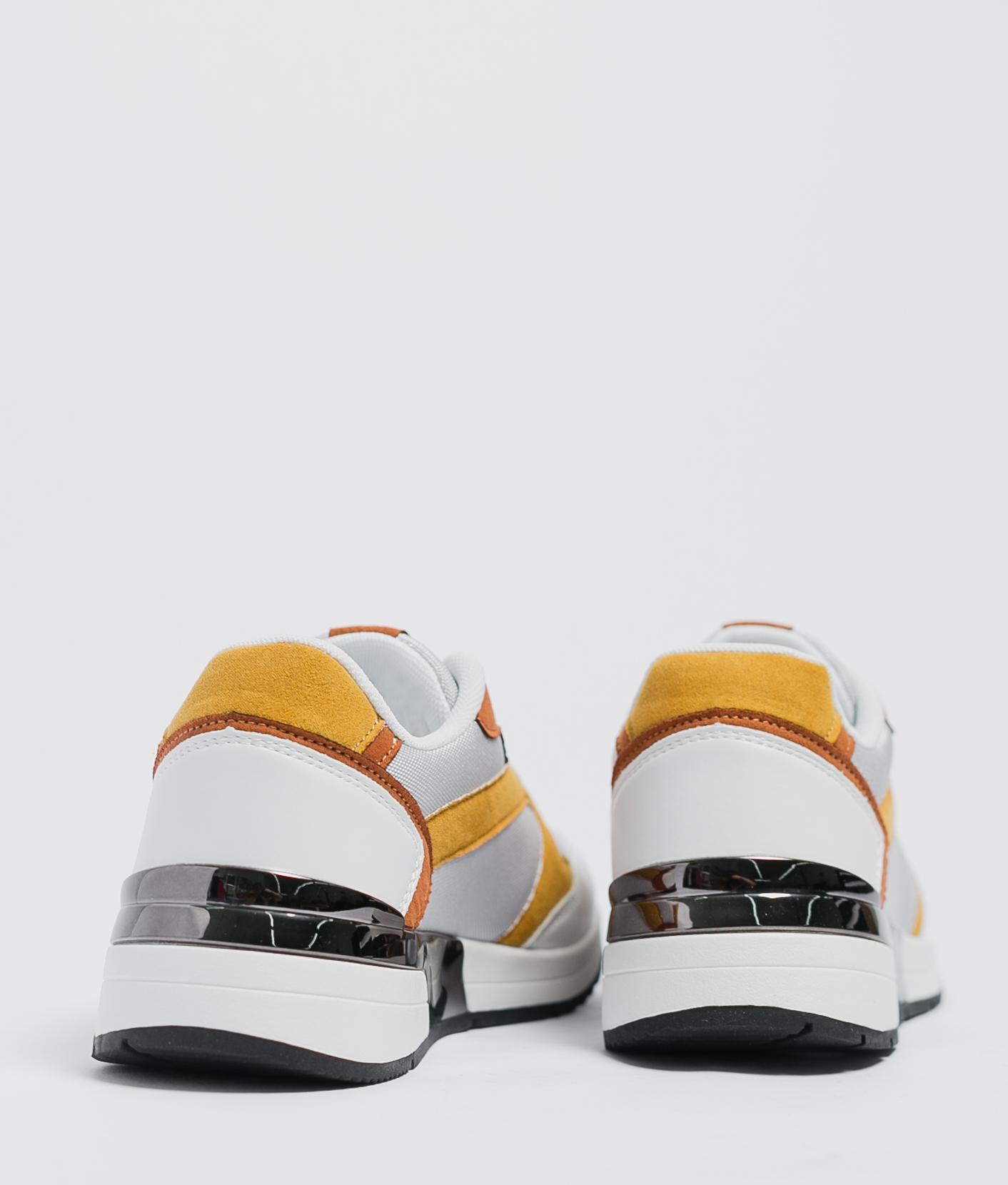 Sneakers Zalia - Mustard