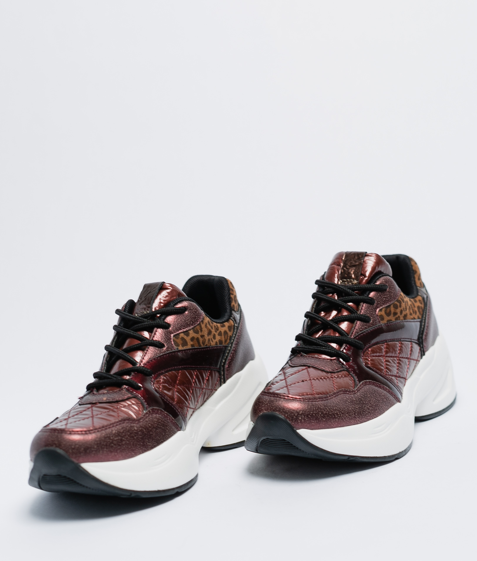 Sneakers Piena - Maroon