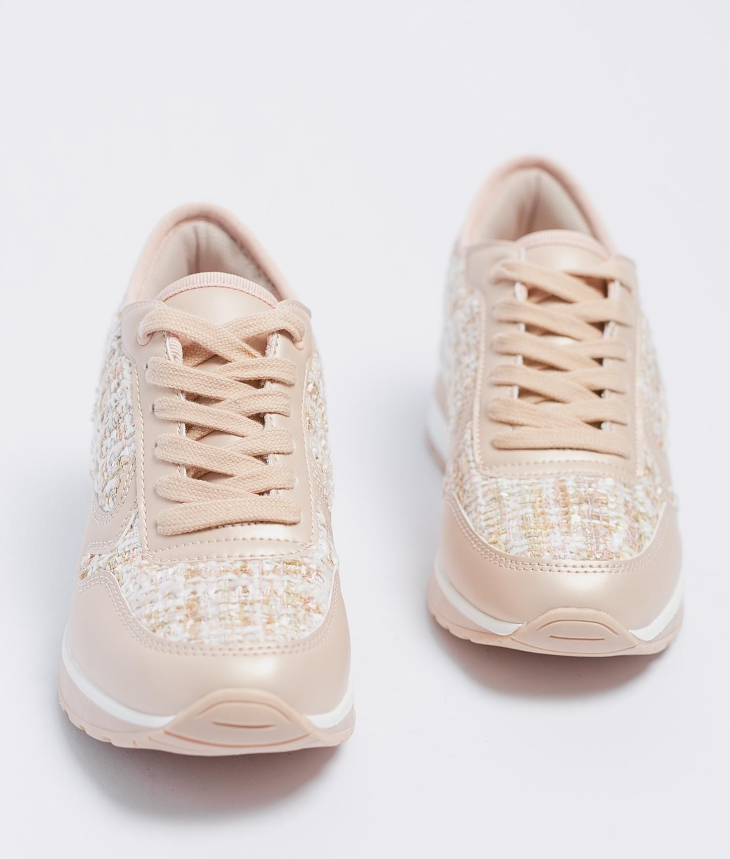 Sneakers Nania - Nude