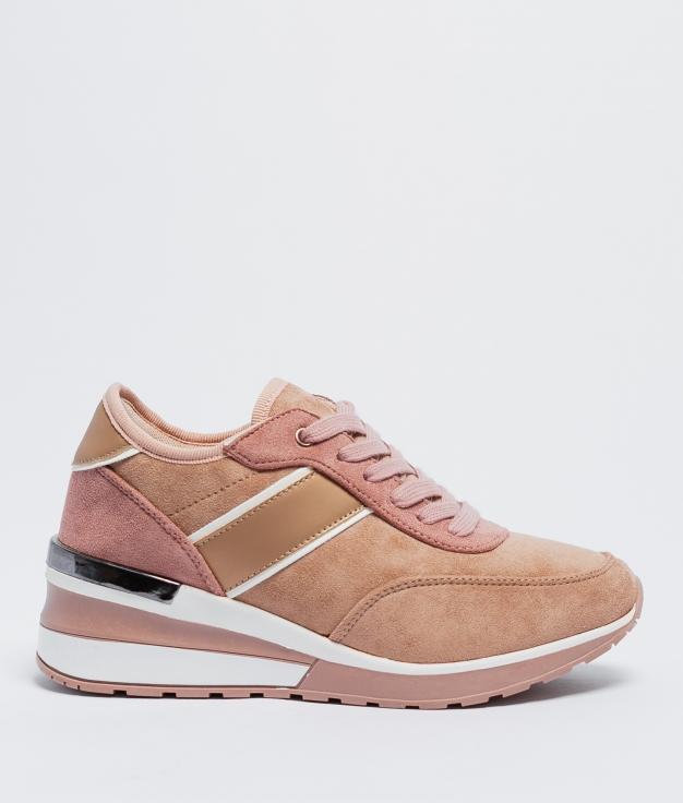 Sneakers Damisela - Nude