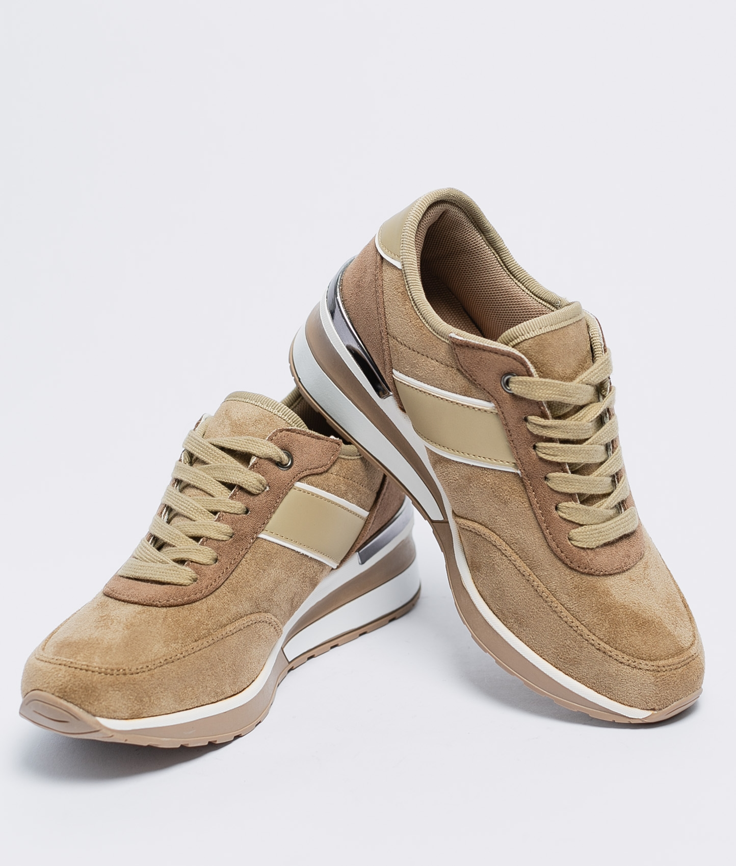 Sneakers Damisela - Taupe