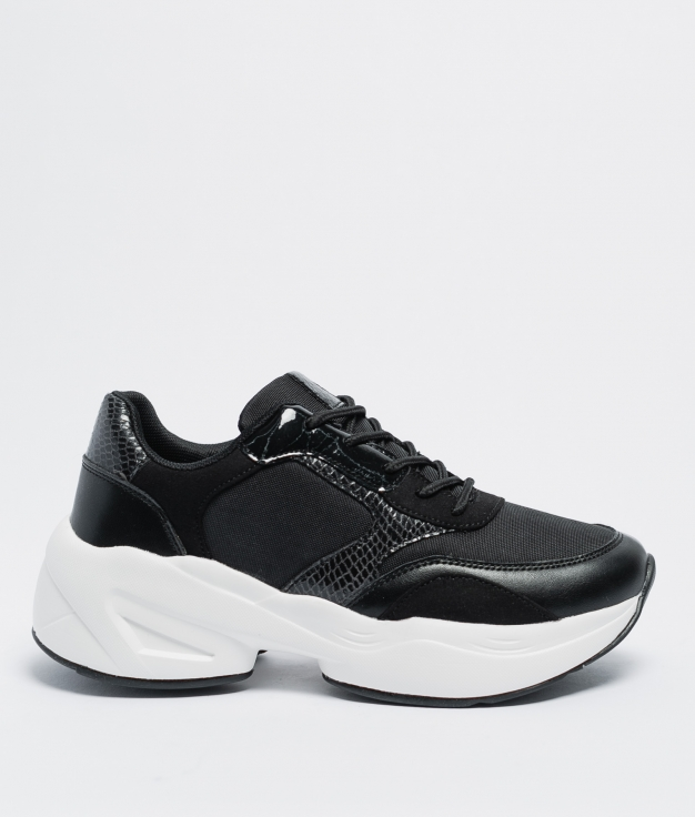 Sneakers Cocola - Negro