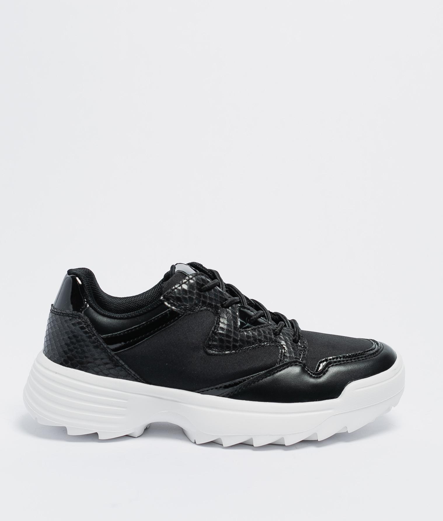 Sneakers Graza - Negro