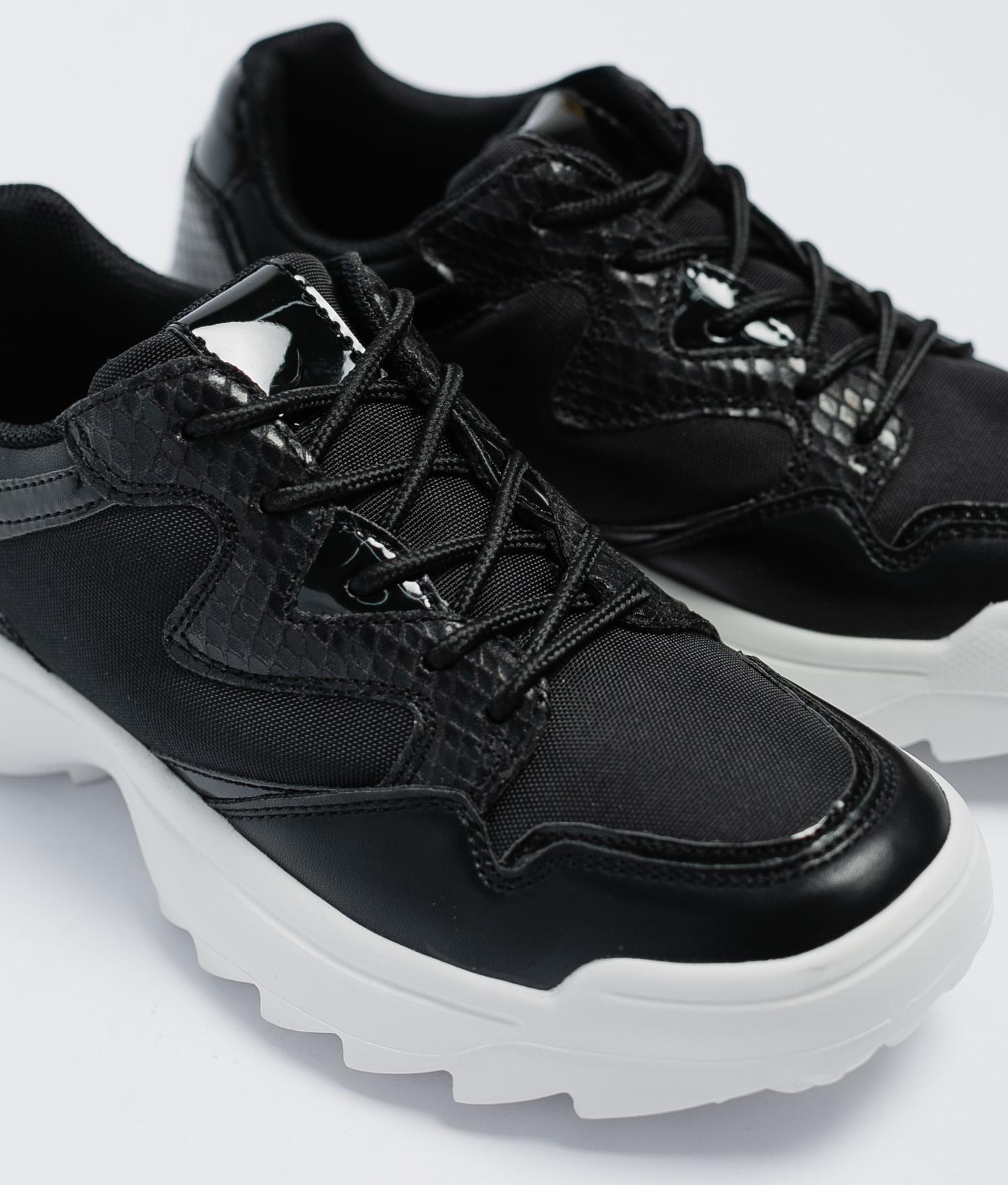 Sneakers Graza - Black