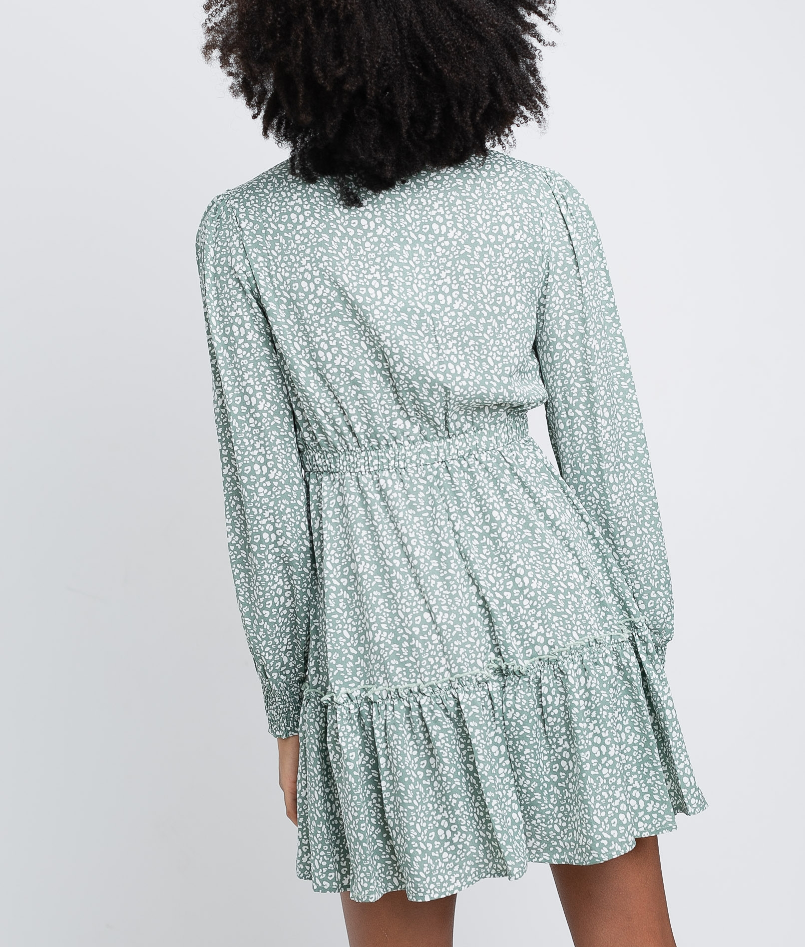 EMOR DRESS - GREEN
