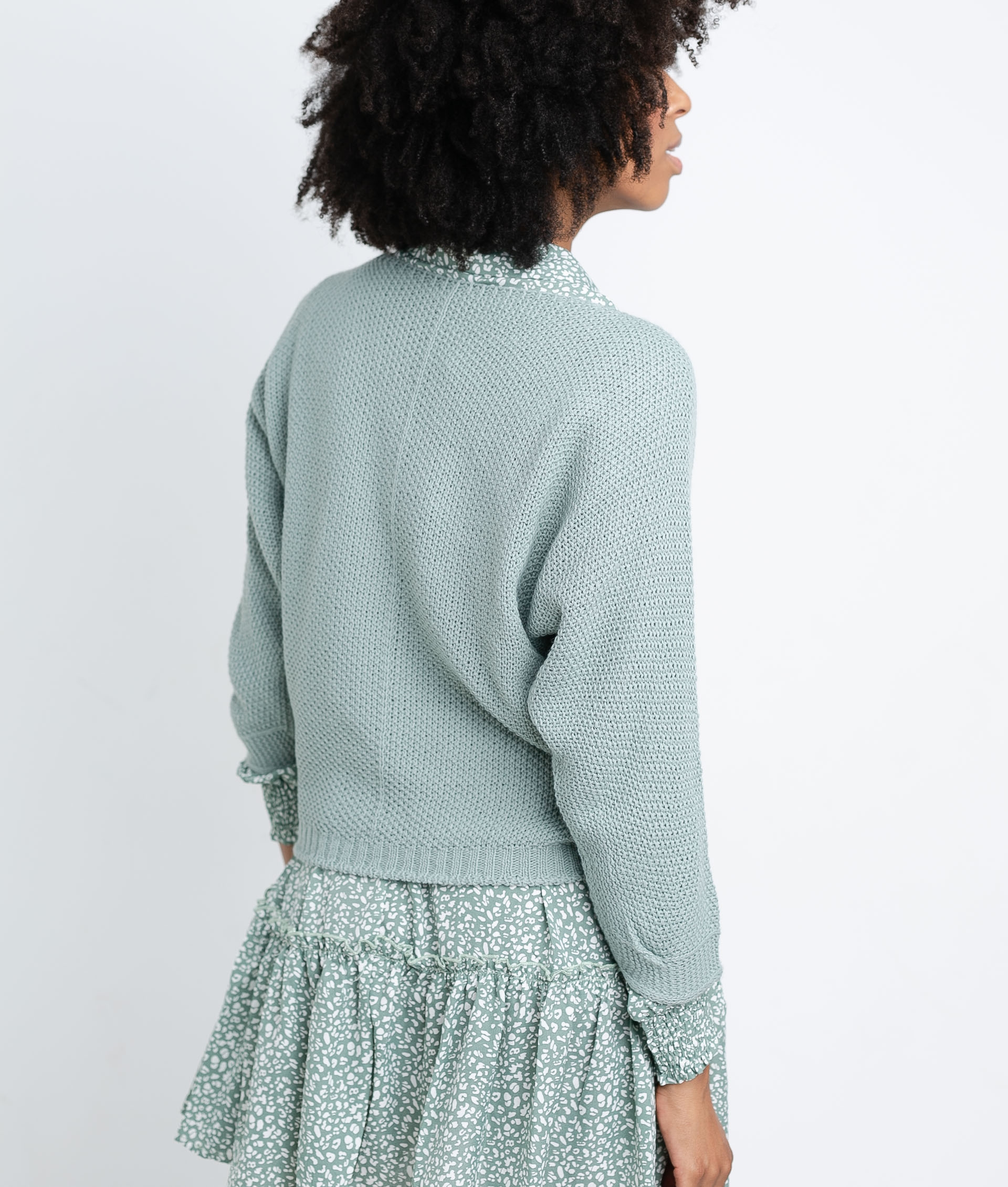 SWEATER VITELA - GREEN