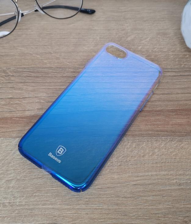 Funda movil iphone 7 y 8 - blue