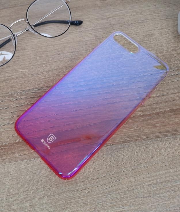 Funda movil iphone 7 y 8 plus - pink