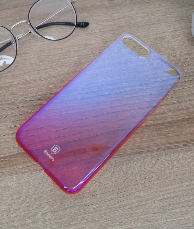 Funda movil iphone 7 y 8 plus - rosa