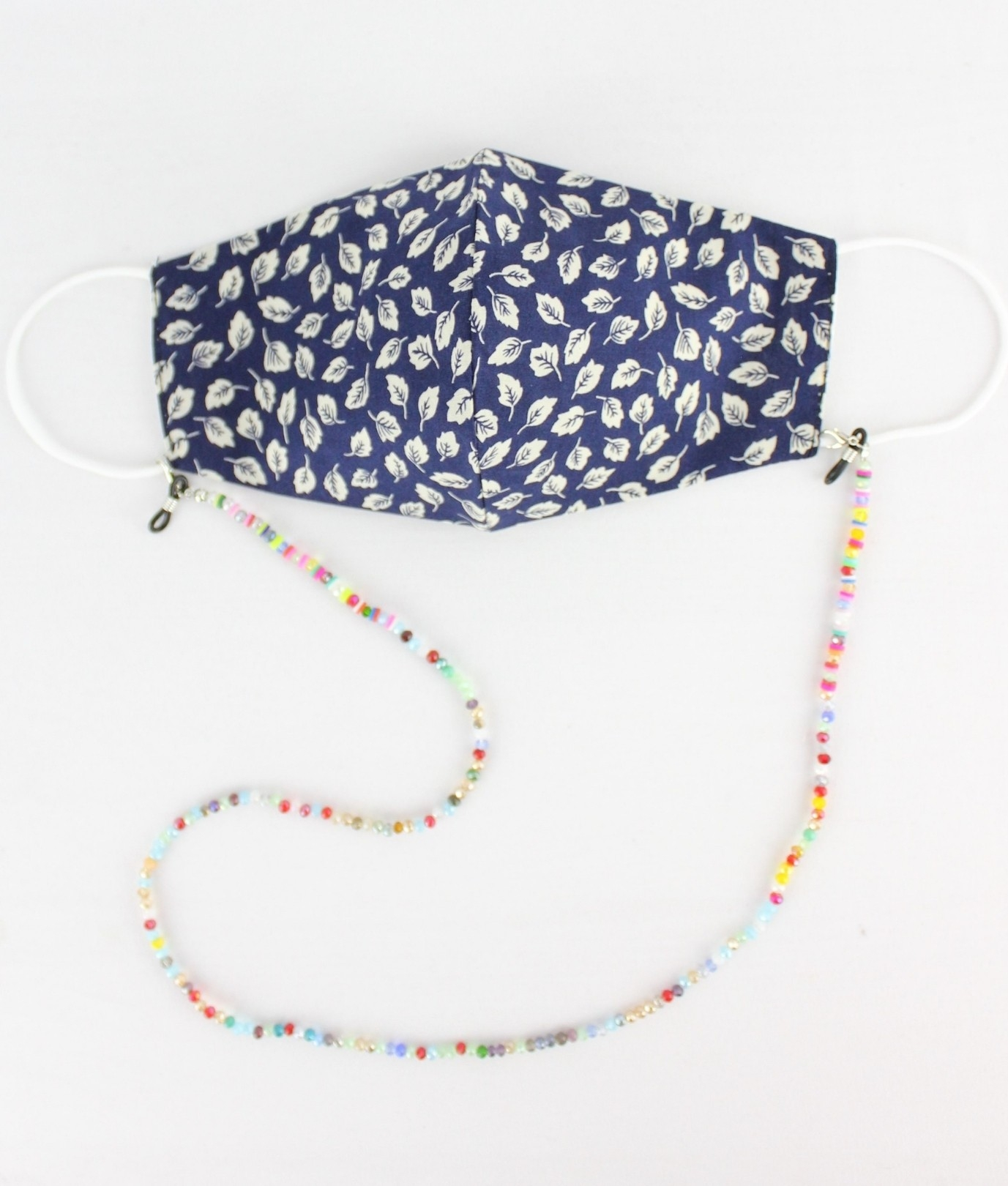 Mask Pendant Cuna A - Multicolour