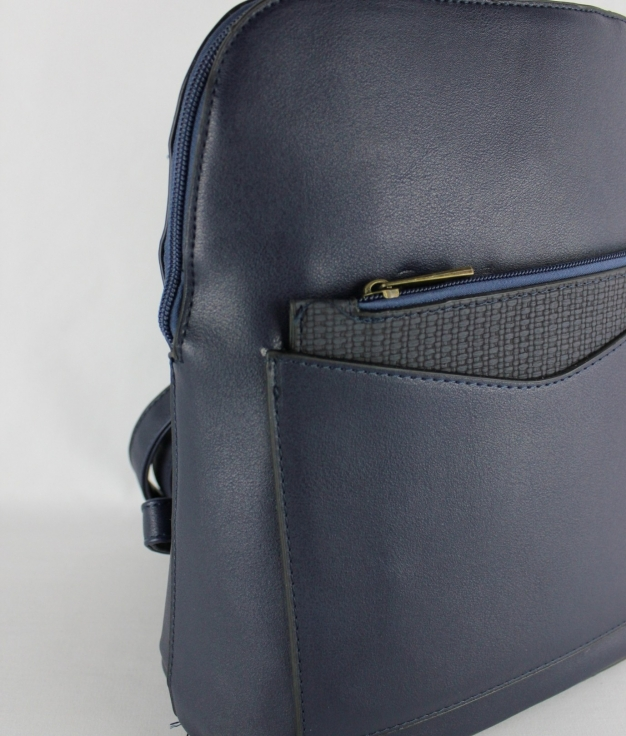 Backpack Lucie - Navy Blue