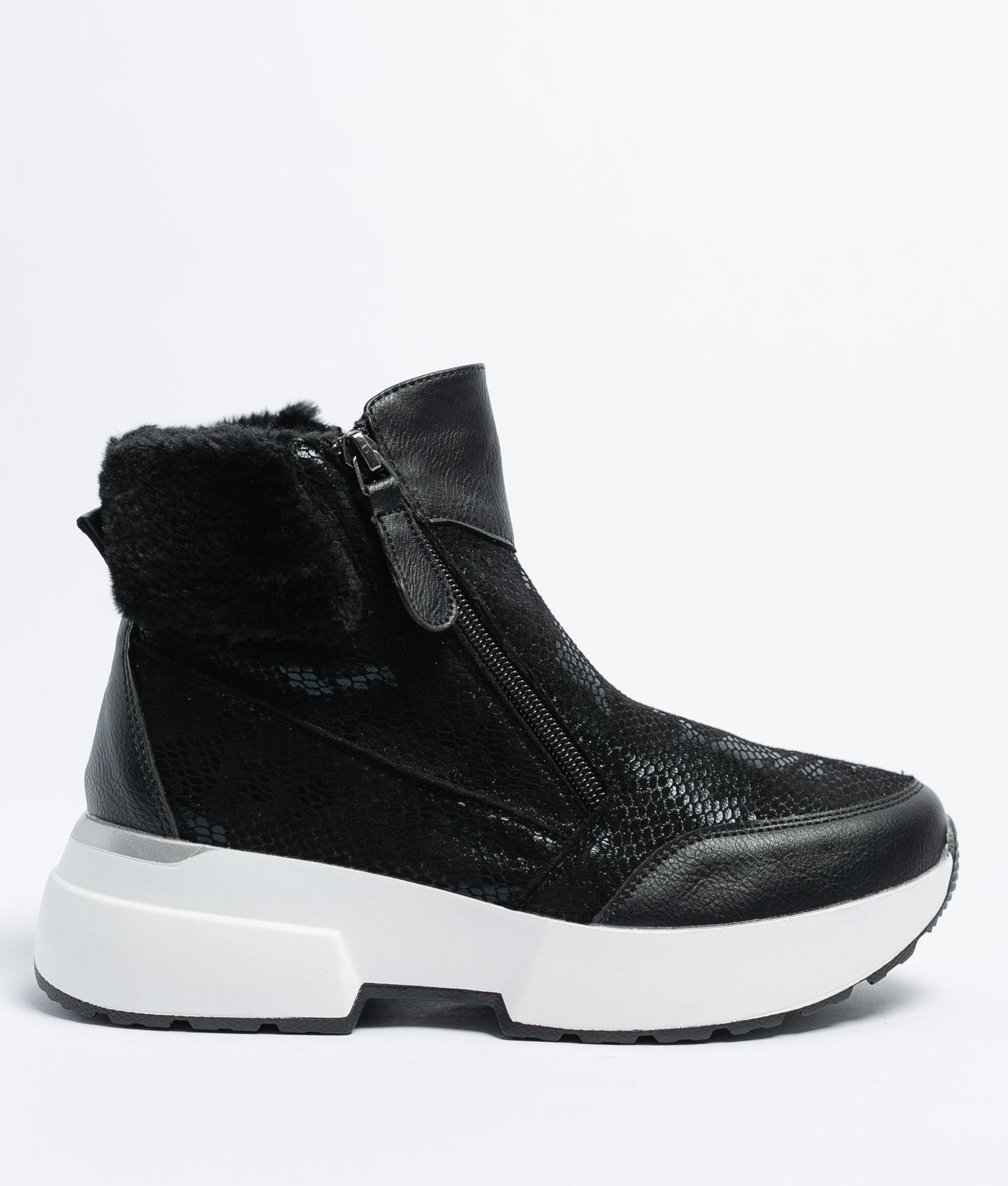 Low boot Yiya - Black