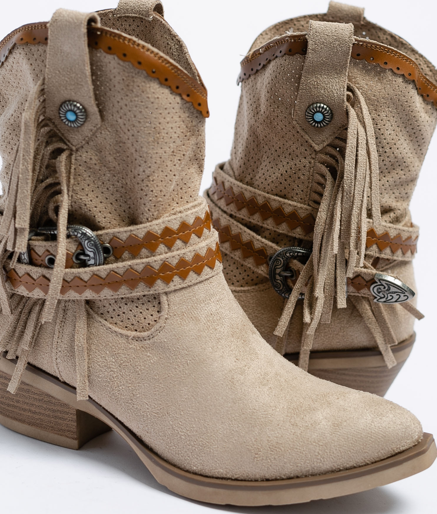 Boot Petite Lopan - Beige