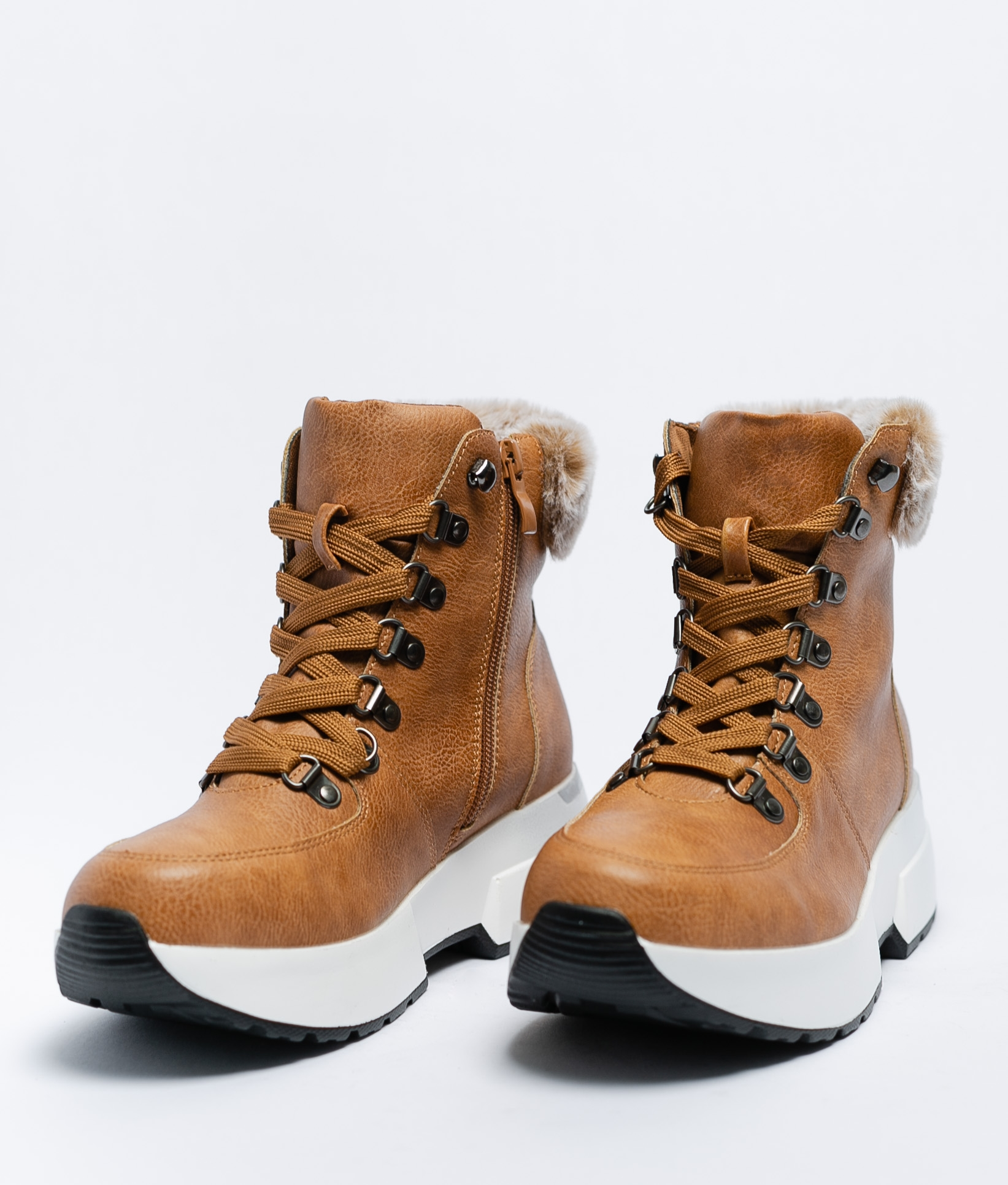 Low boot Moila - Camel